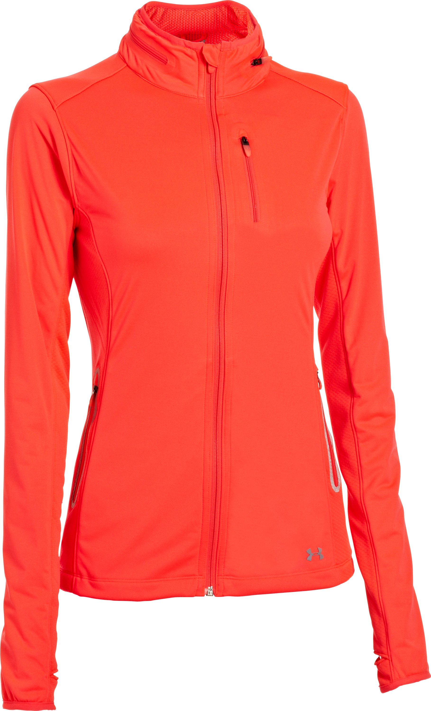 Women's ColdGear® Infrared Storm Jacket, Neo Pulse