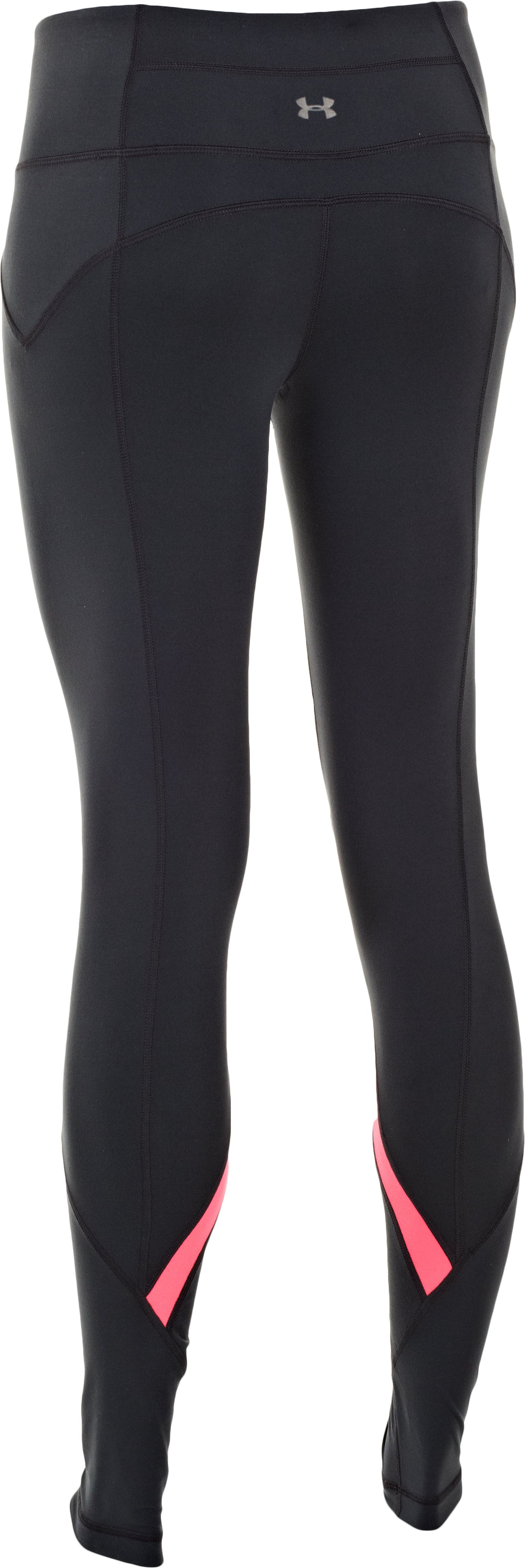 Women's UA Perfect Rave Legging, ANTHRACITE