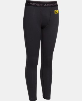 Girls' UA Base™ 2.0 Leggings LIMITED TIME OFFER + FREE U.S. SHIPPING  $20.24