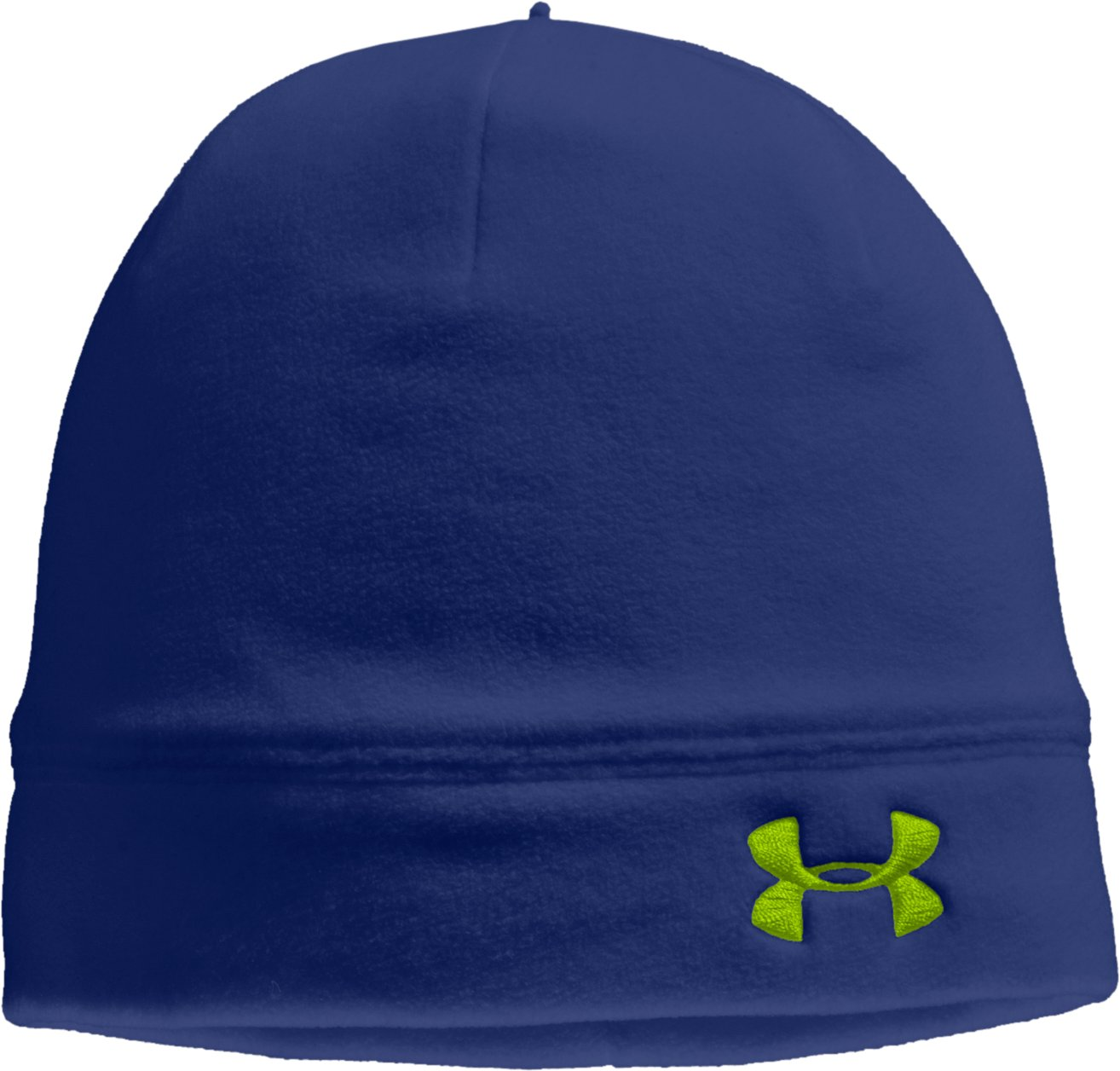 Women's ColdGear® Infrared UA Storm Beanie, BLU-AWAY, zoomed image