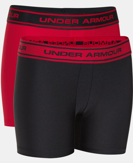 Boys' UA Original Series Boxerjock® 2-Pack  1 Color $14.24