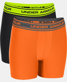 Boys' UA Original Series Boxerjock® 2-Pack   $15.99 to $18.99
