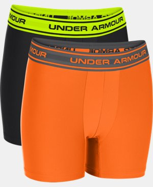 Boys' UA Original Series Boxerjock® 2-Pack   $14.24