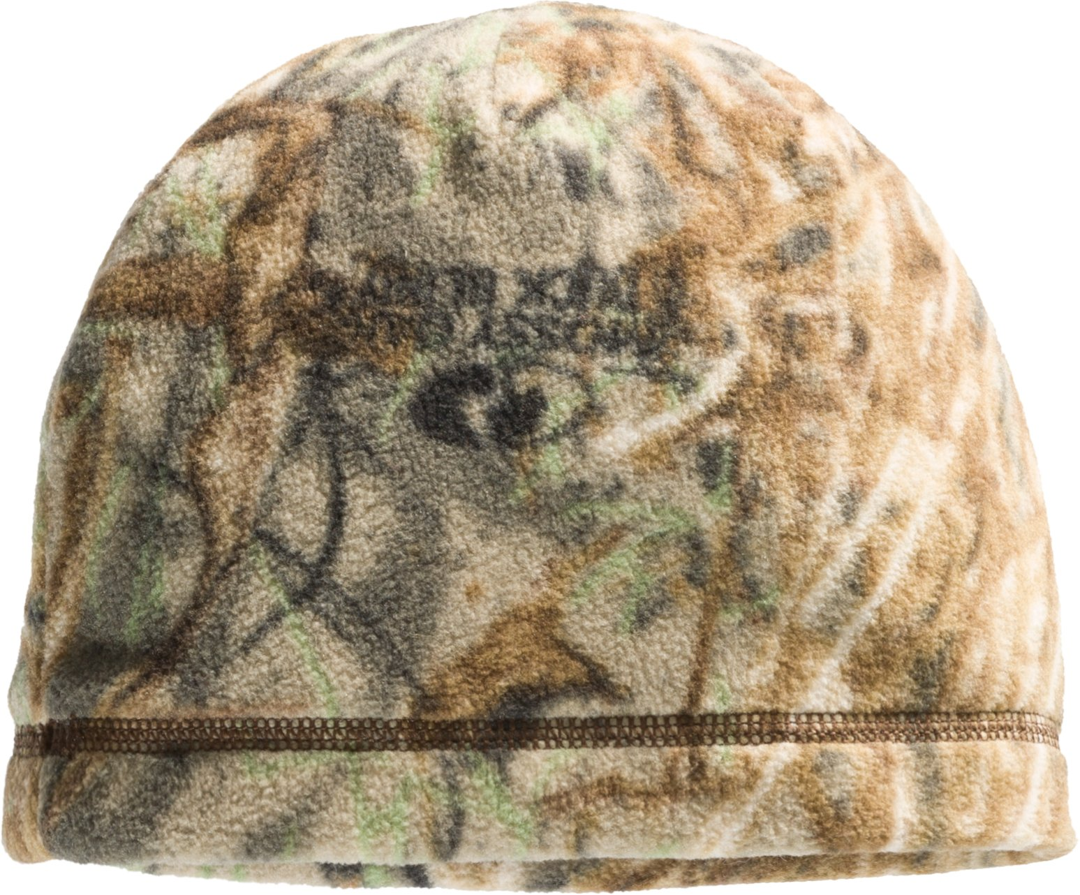 Men's UA Outdoor Camo Fleece Beanie, Duck Blind, undefined