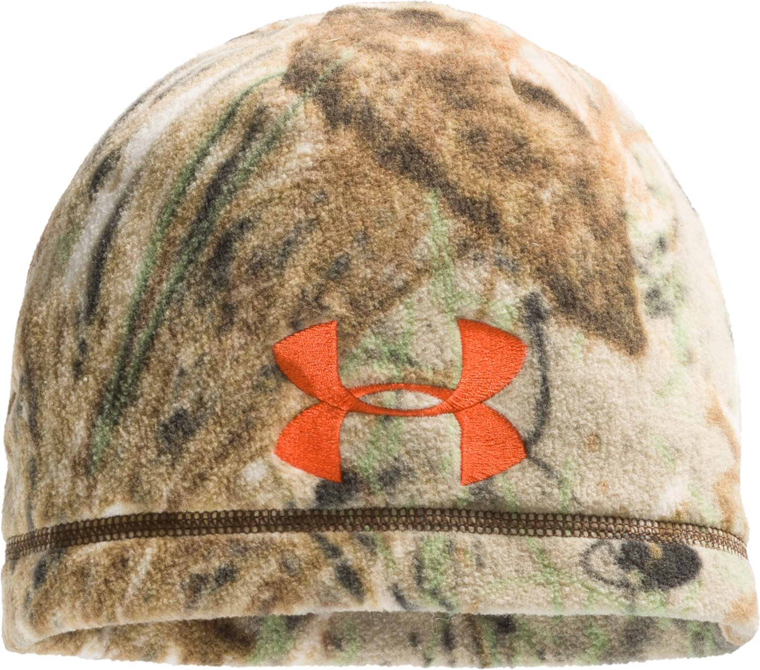 Men's UA Outdoor Camo Fleece Beanie, Duck Blind