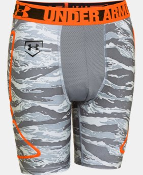 Boys' UA Break Through Slider LIMITED TIME: FREE U.S. SHIPPING 1 Color $17.24 to $22.99