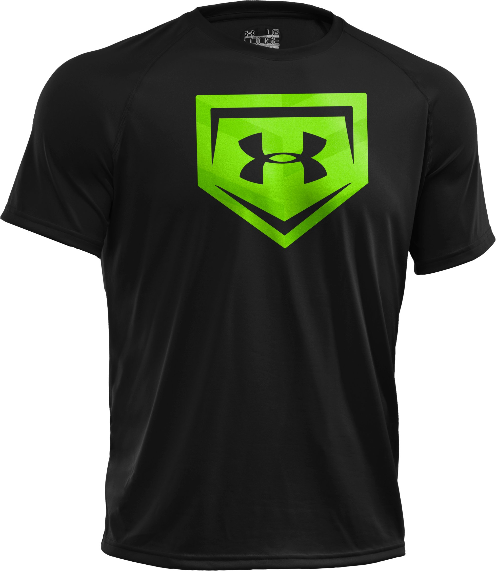 Men's UA Baseball CTG T-Shirt, Black , undefined