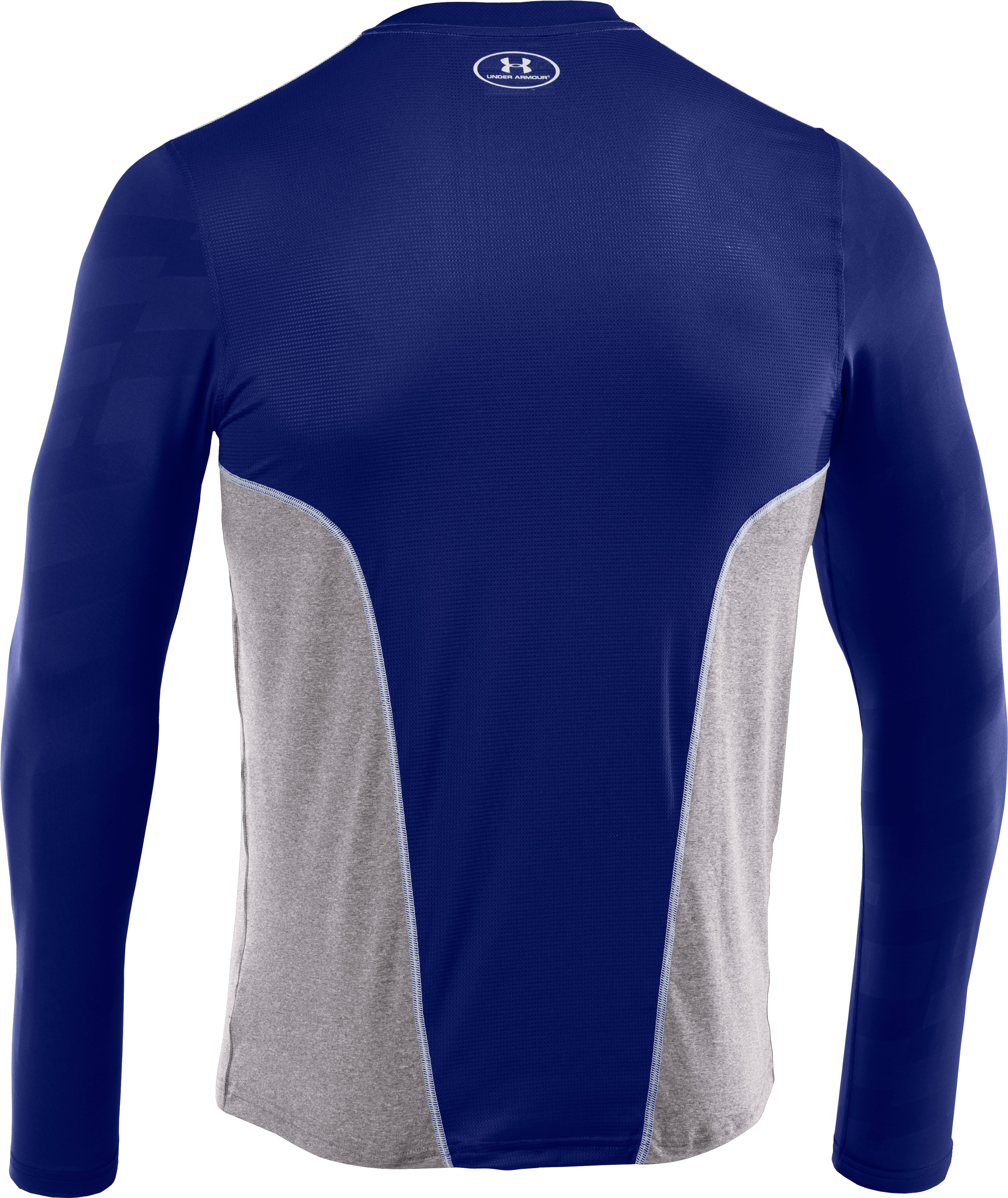 Men's UA Spine™ Gameday Long Sleeve, Royal