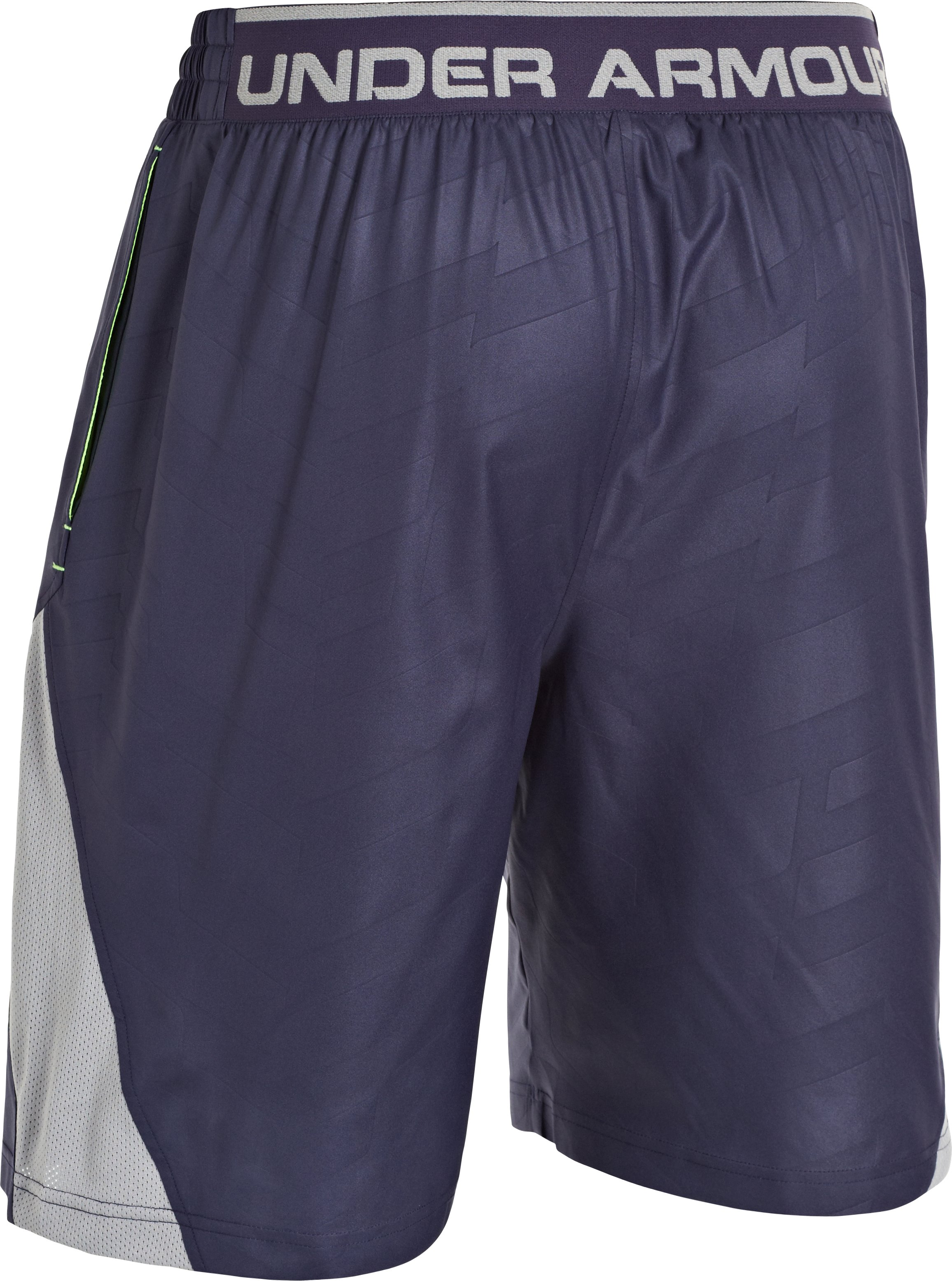 Men's UA CTG Baseball Training Shorts, Midnight Navy