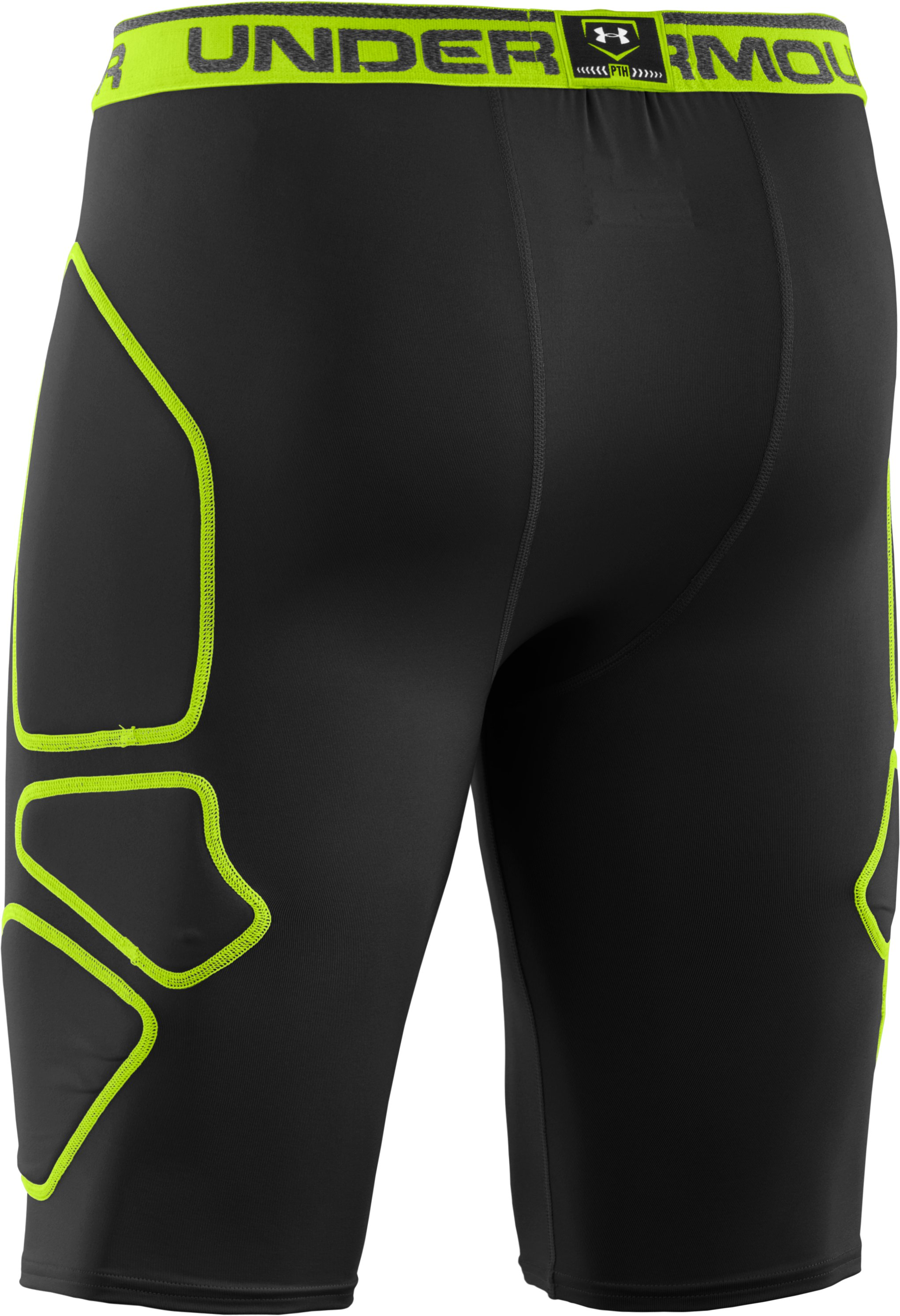 Men's UA Break Through Slider, Black