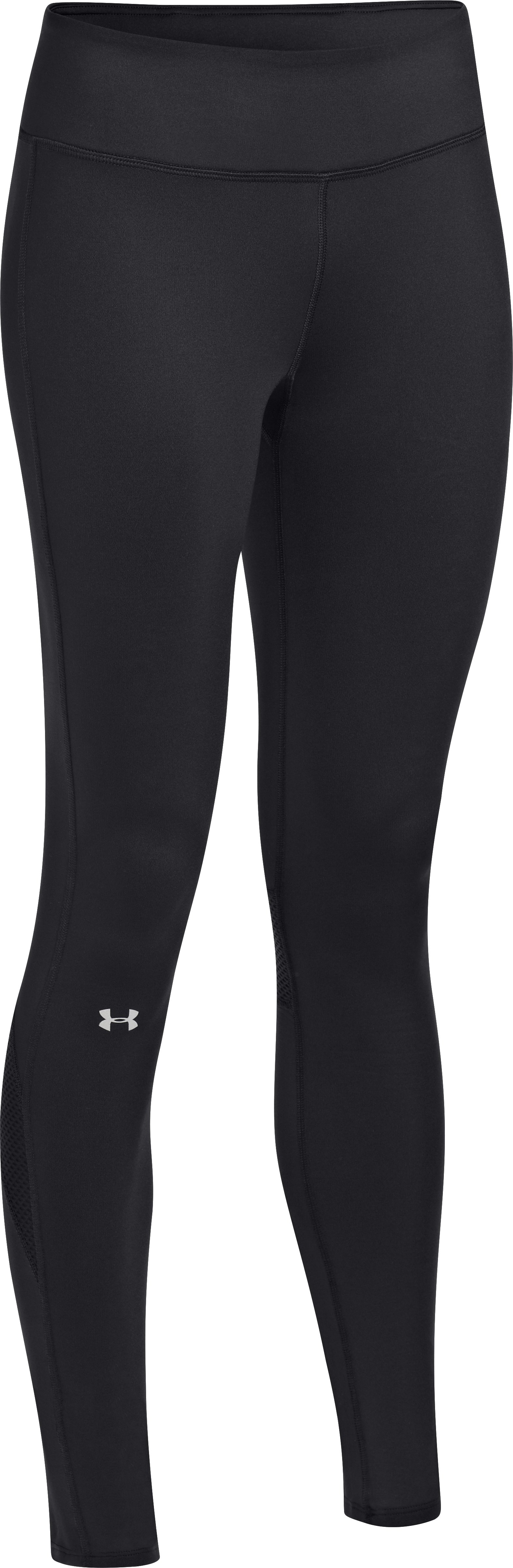 "Women's UA Qualifier 27"" Run Tight, Black"