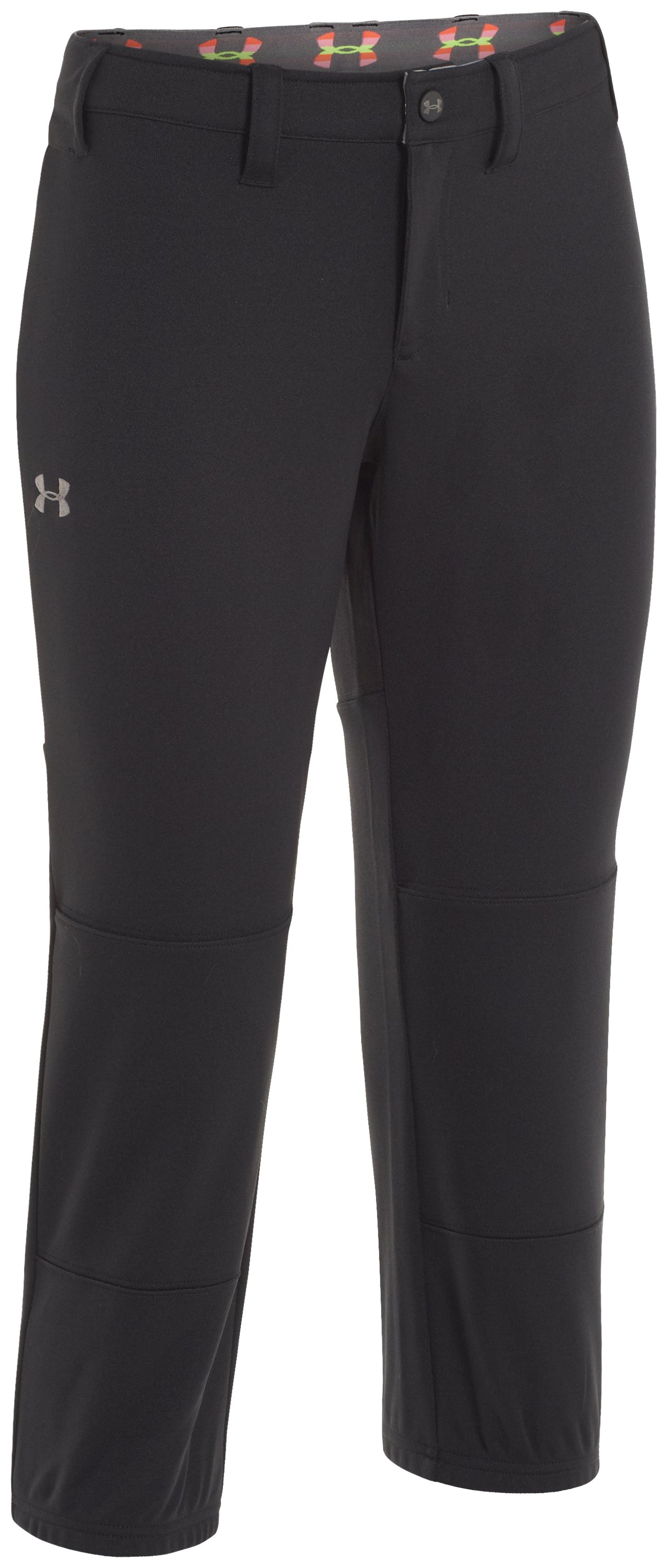 Women's UA Strike Zone Pant, Black ,