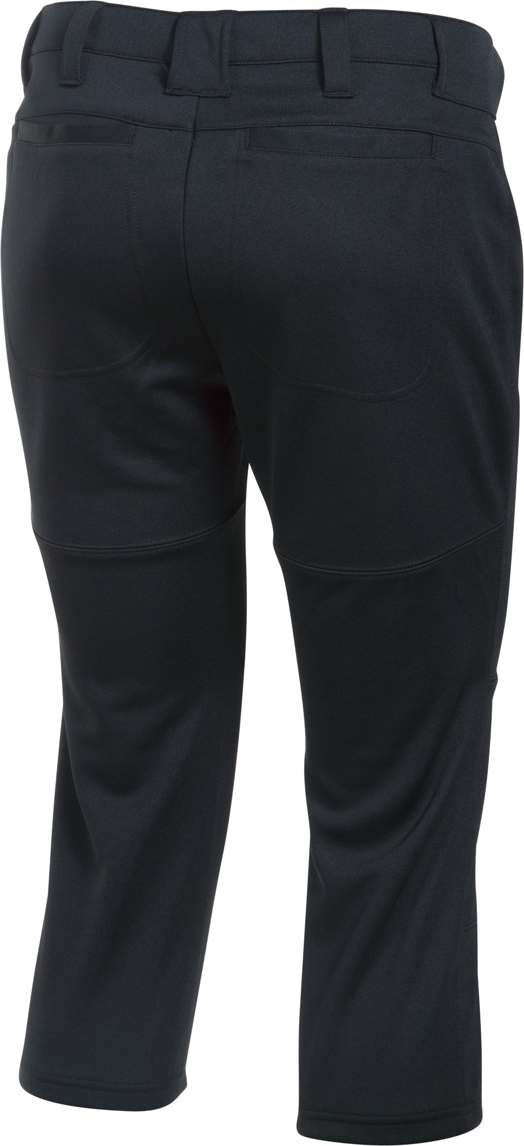 Women's UA Strike Zone Pant, Black , undefined