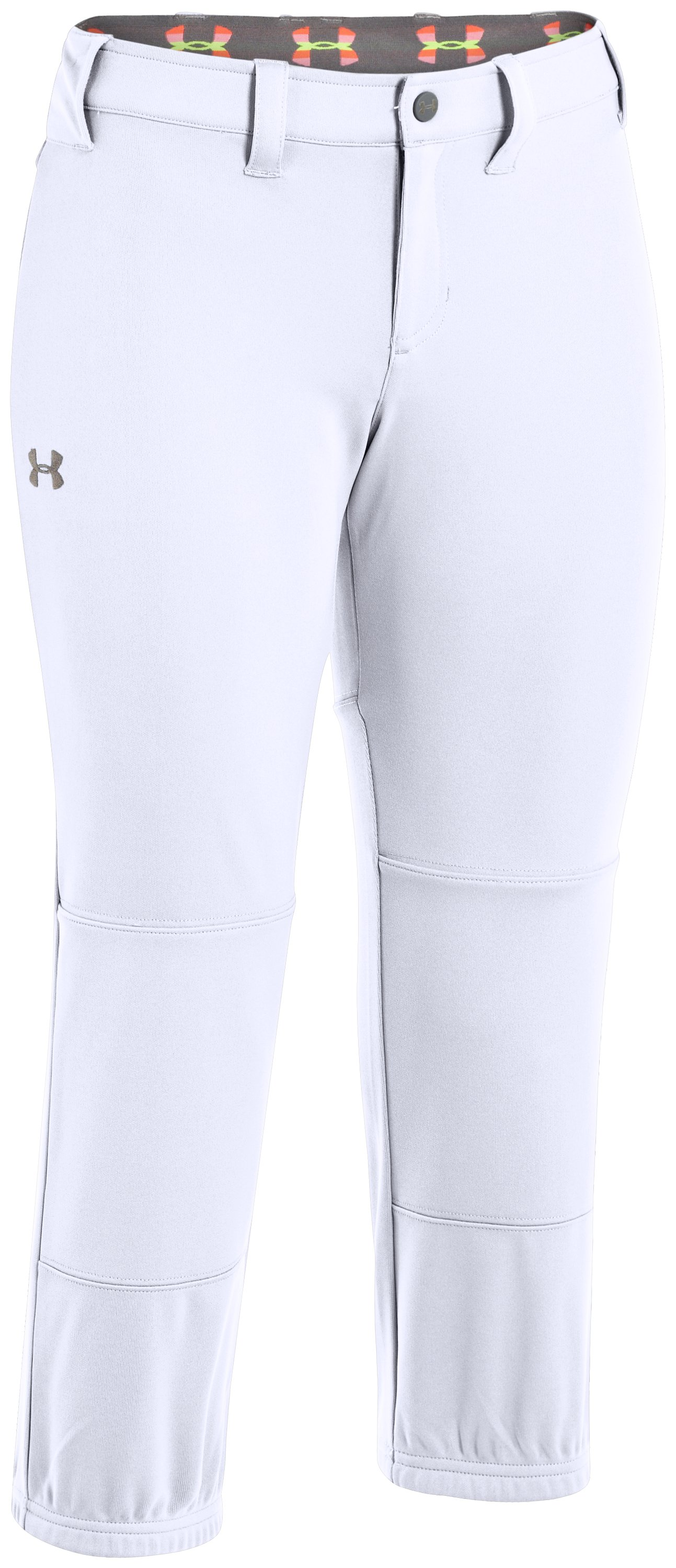 Women's UA Strike Zone Pant, White