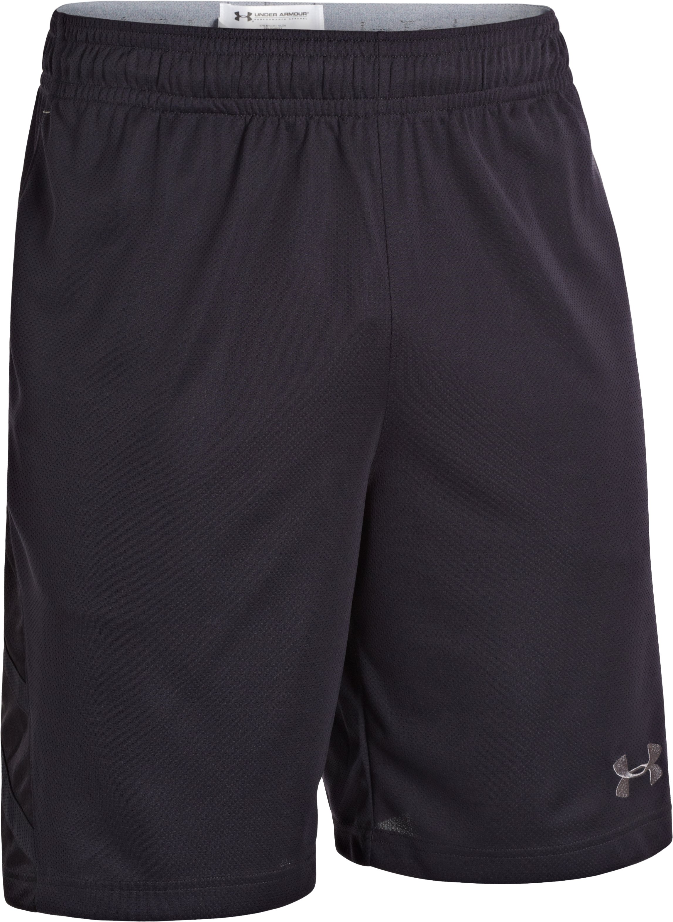 Men's UA Big Timin Shorts, Black