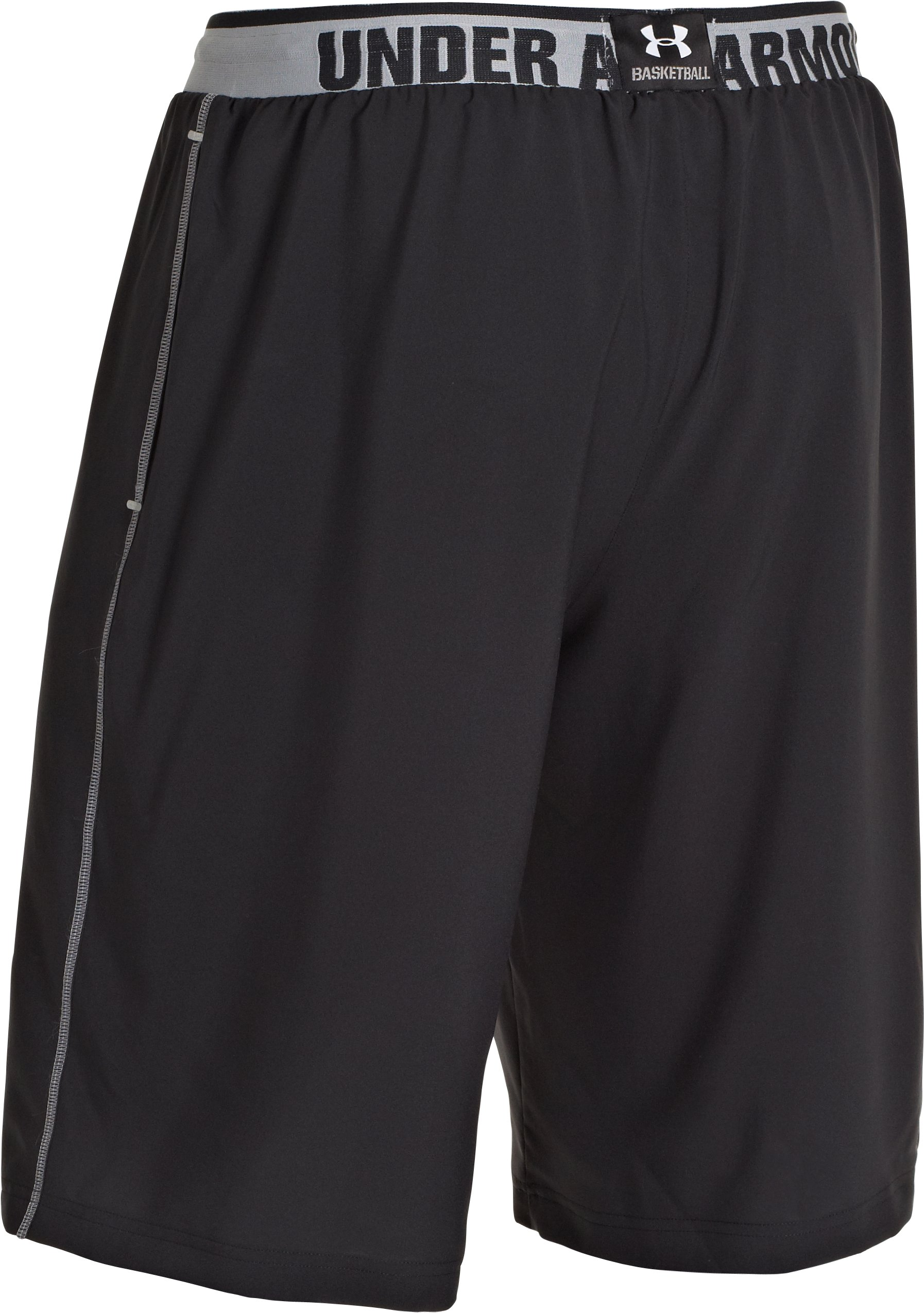 Men's UA Kol Kol Lampin 2-in-1 Shorts, Black , undefined