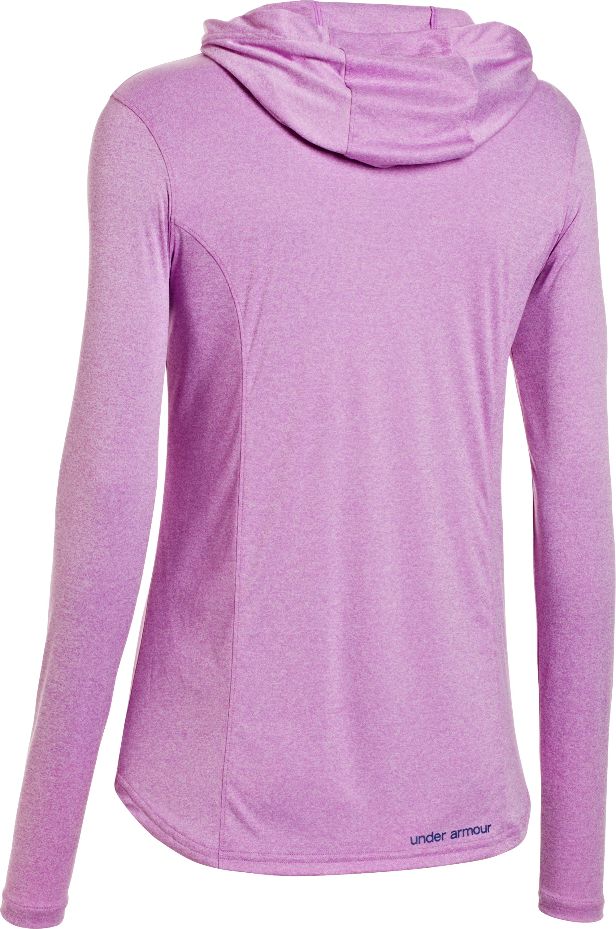 Women's UA Secretsee Hoodie, EXOTIC BLOOM,