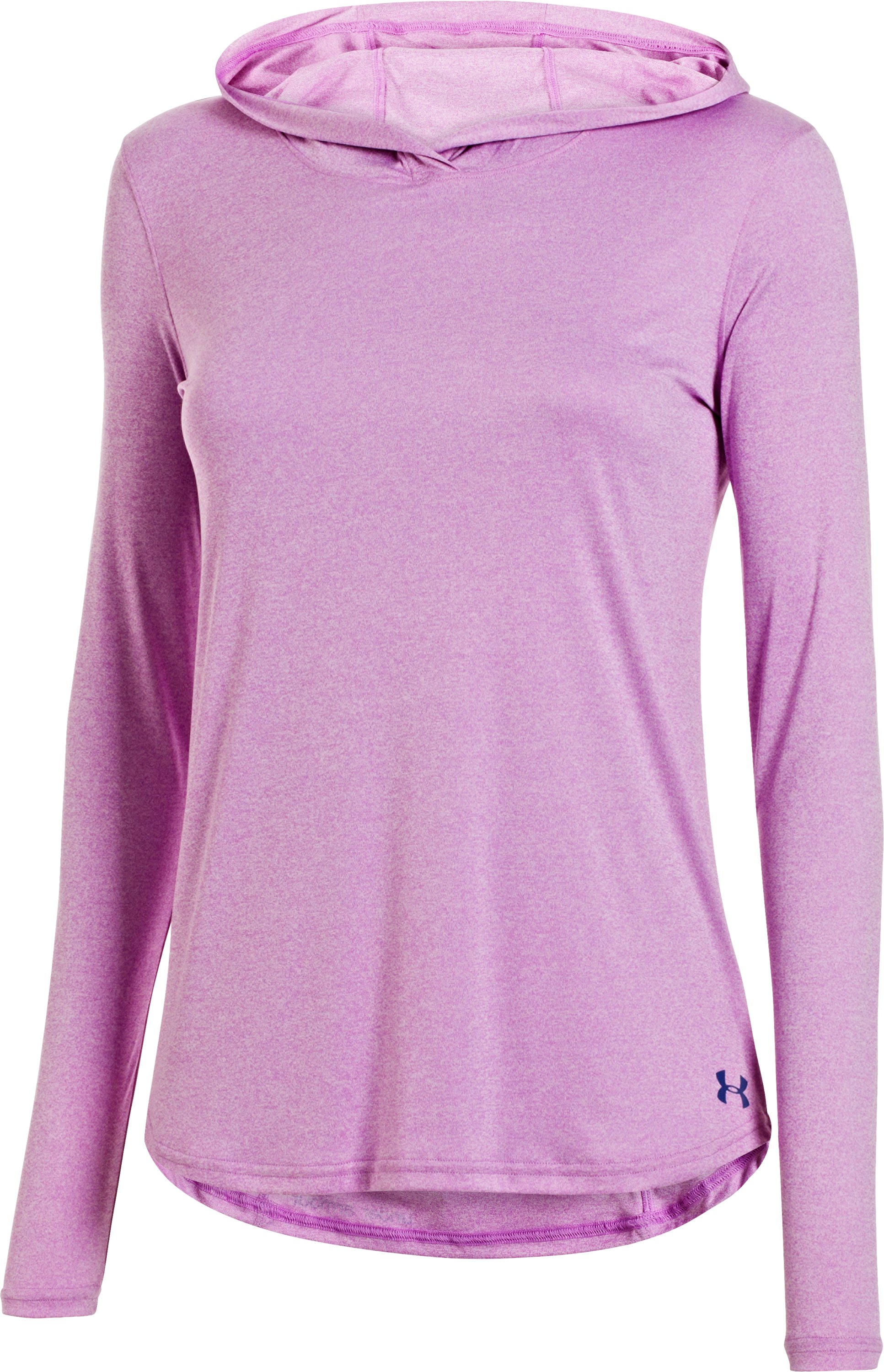 Women's UA Secretsee Hoodie, EXOTIC BLOOM