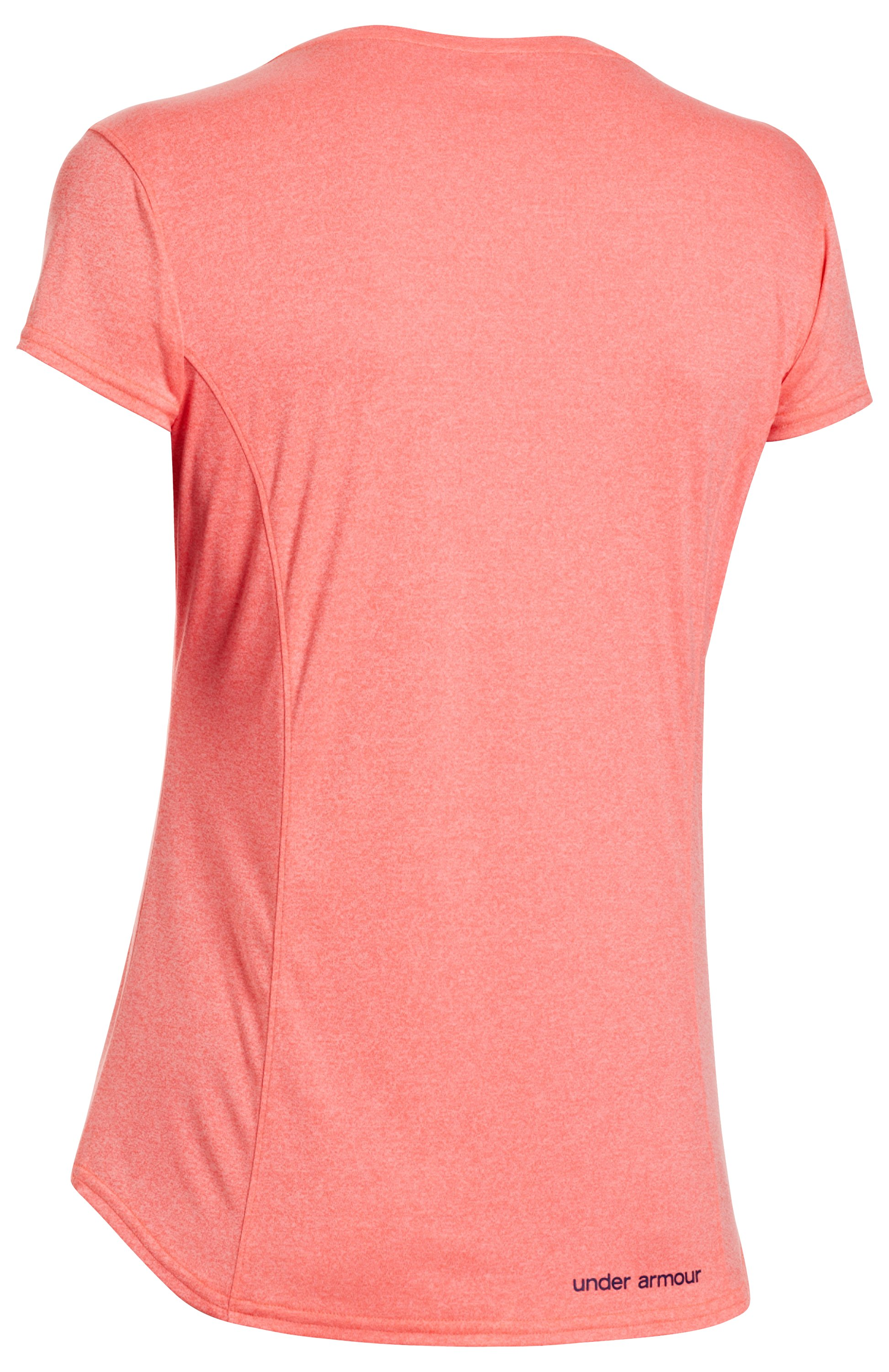 Women's UA Secretsee Short Sleeve, BRILLIANCE