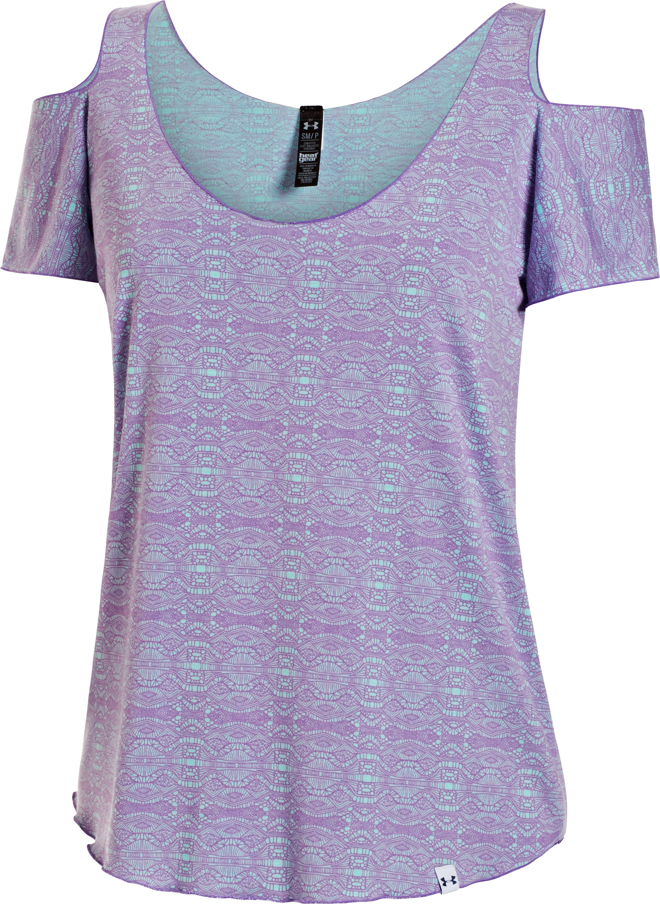 Women's UA Perty Top, EXOTIC BLOOM,