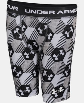 Boys' UA Essential Compression Shorts Rashguard  1 Color $20.99