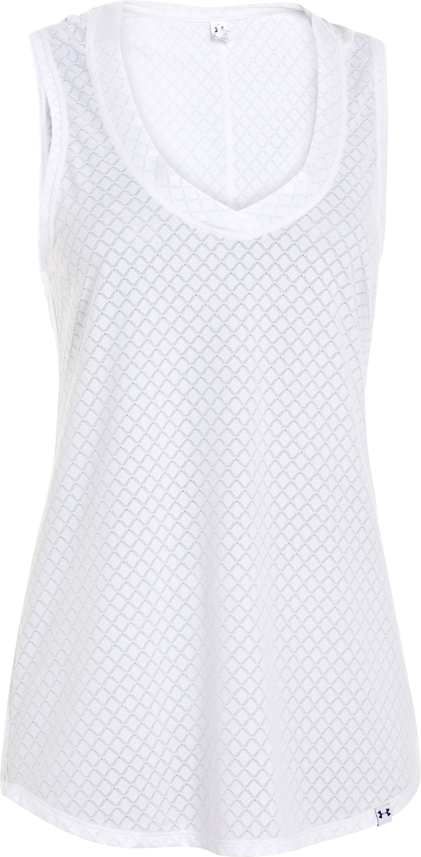 Women's UA Elux Cover-Up, White