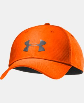 Men's UA Headline Stretch Fit Cap  1 Color $11.24 to $14.24
