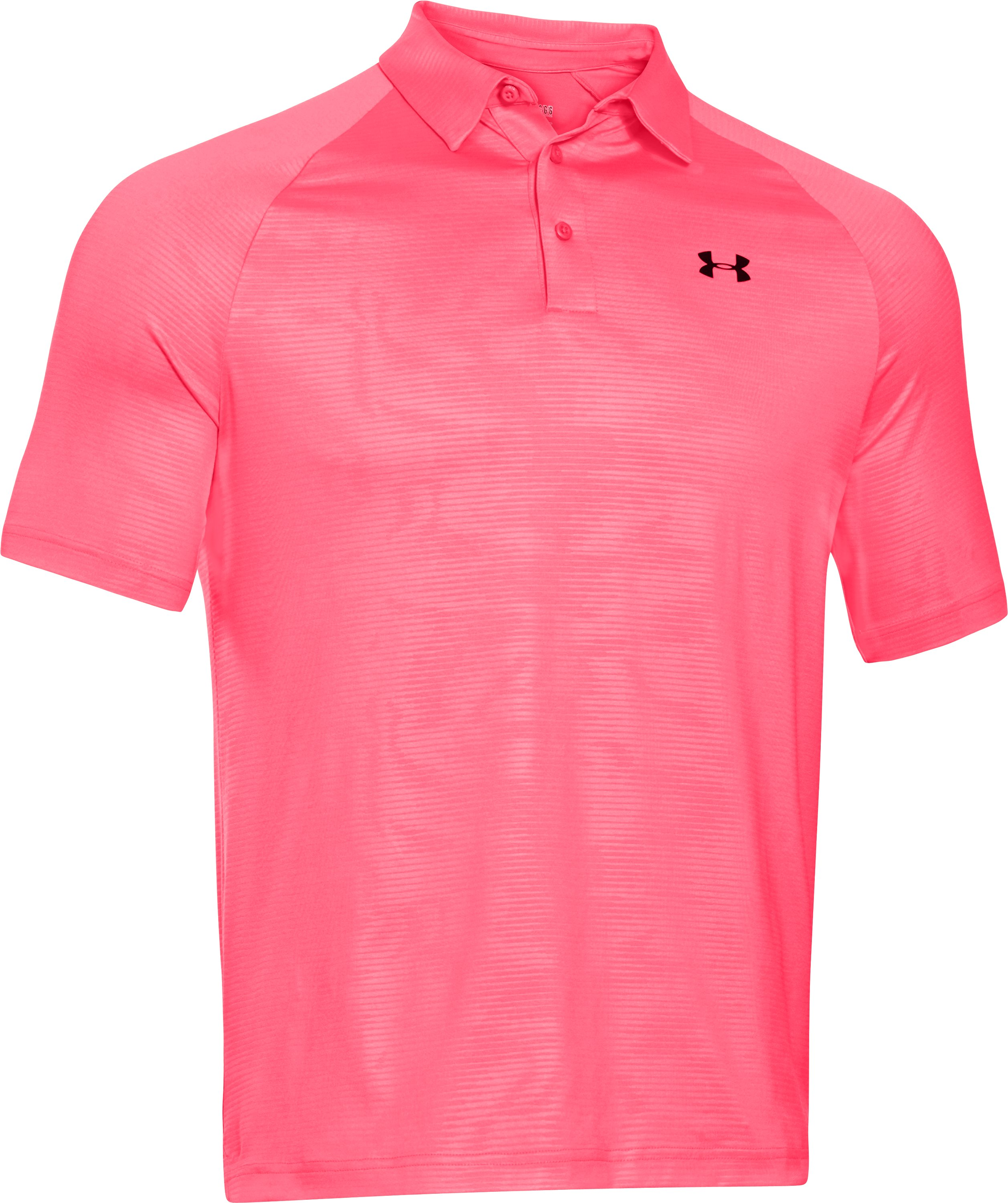 Men's coldblack® Player Polo, Neo Pulse