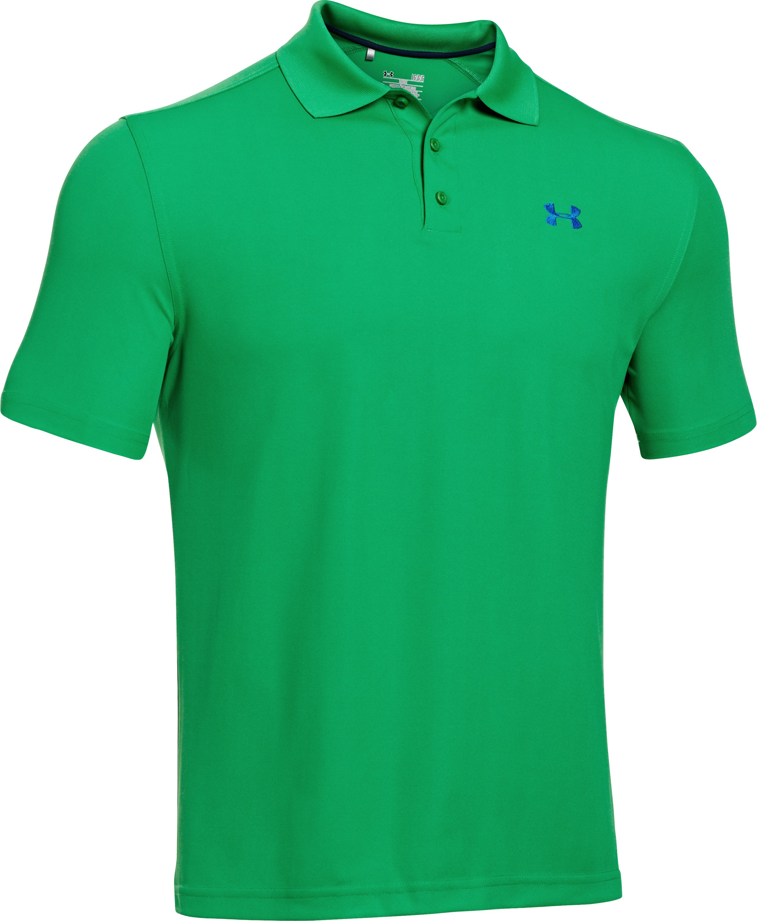 Men's UA Fade Polo, Feisty, undefined