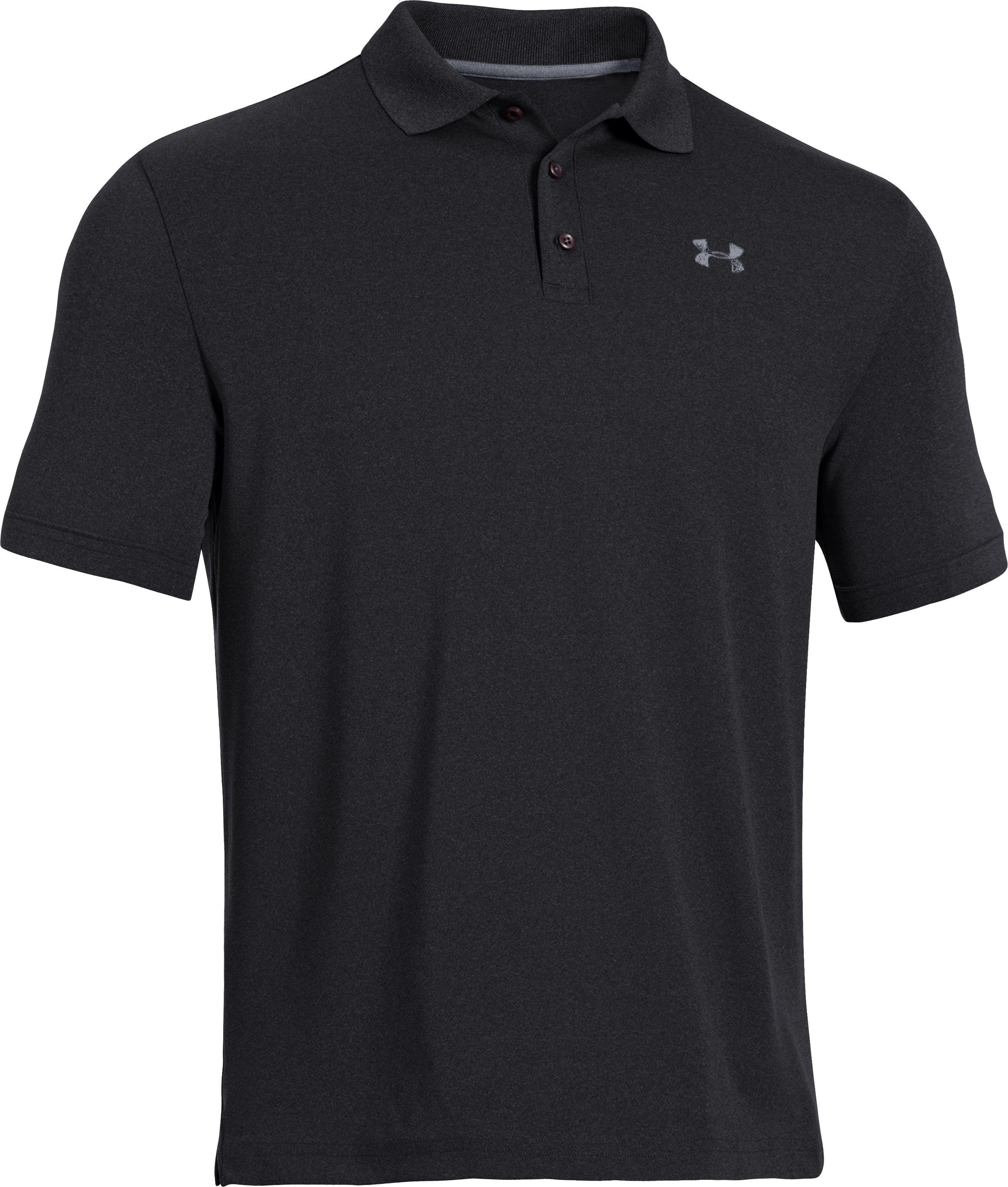 Men's UA Performance Polo, Black