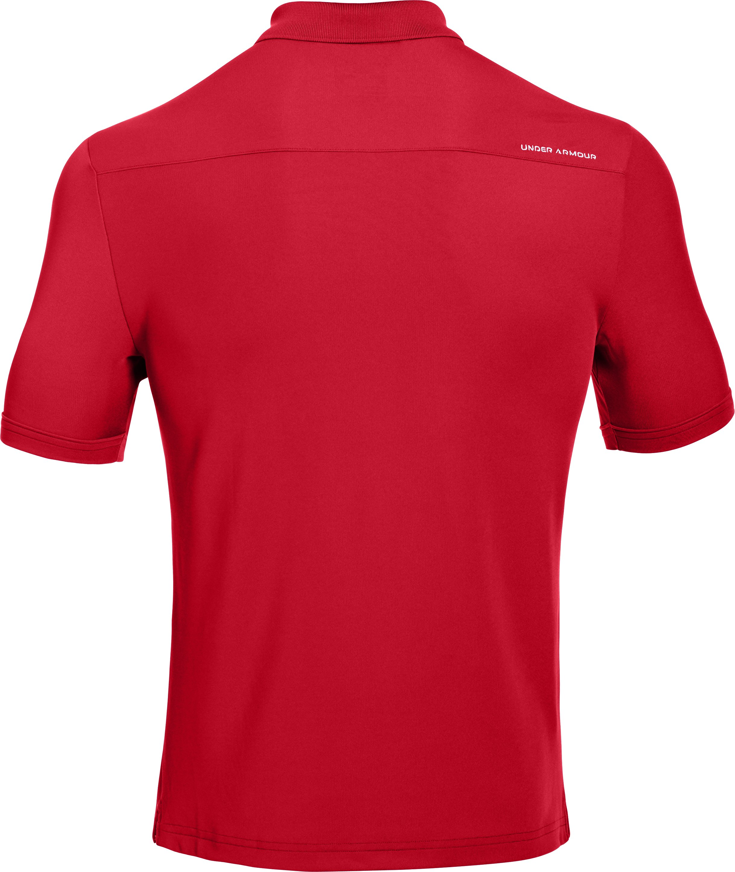 Men's UA Performance Polo, Red
