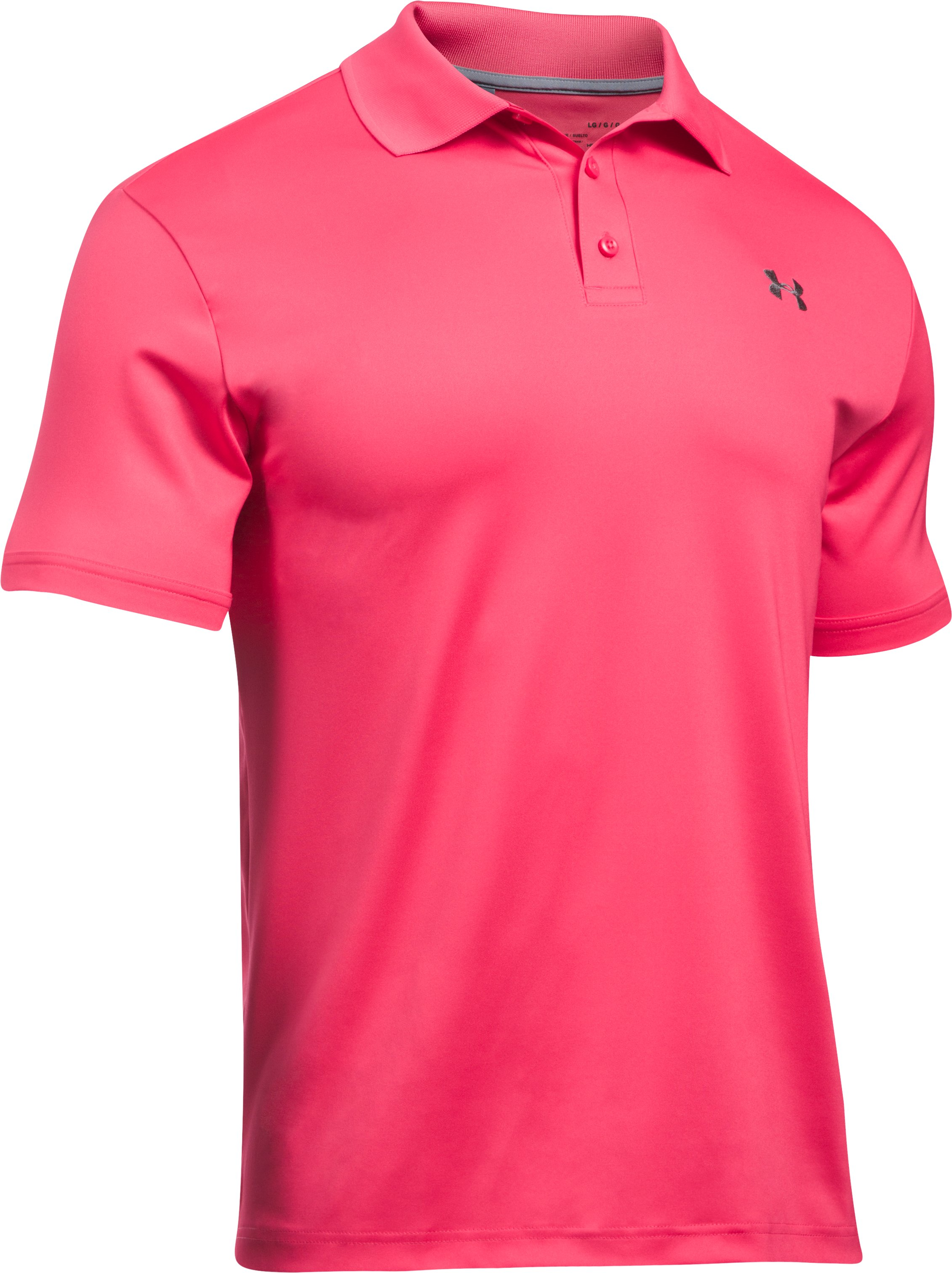 Men's UA Performance Polo, Hollywood, undefined