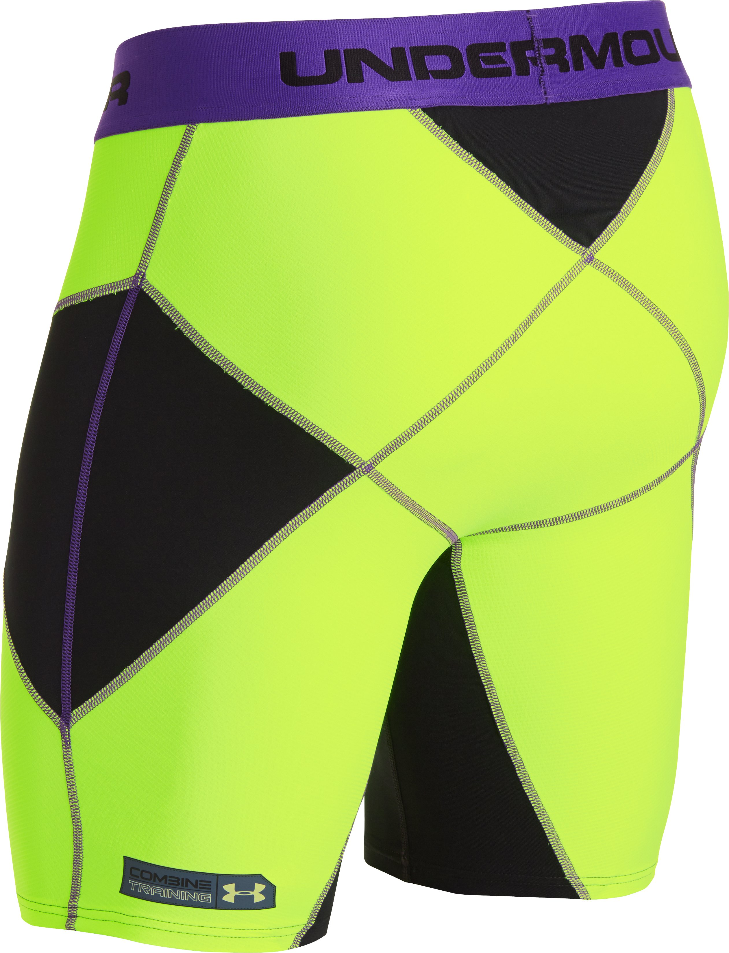 Men's UA Combine® Training Coreshorts, Black