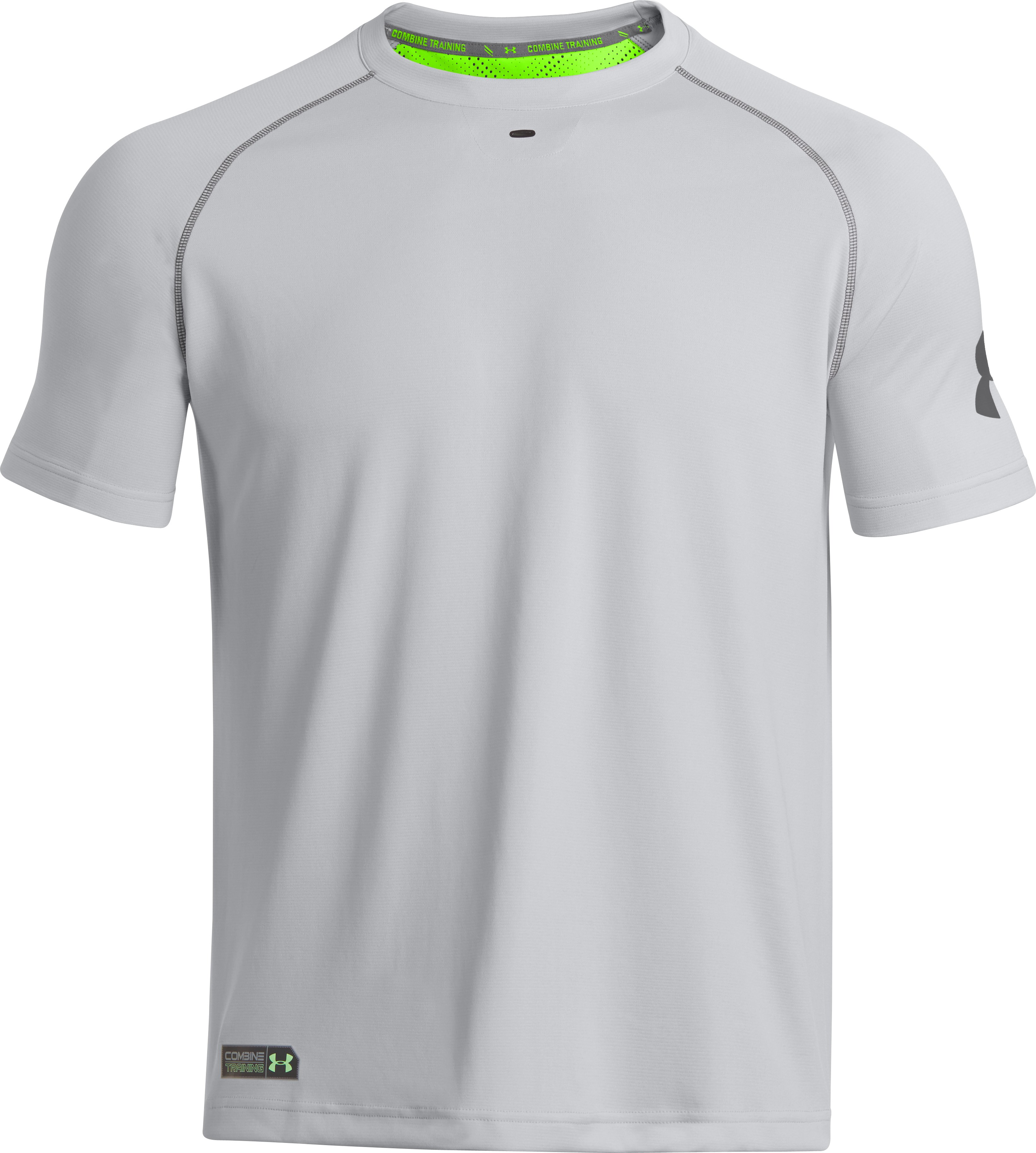 Men's UA Combine® Training B.I.C. Short Sleeve, Elemental