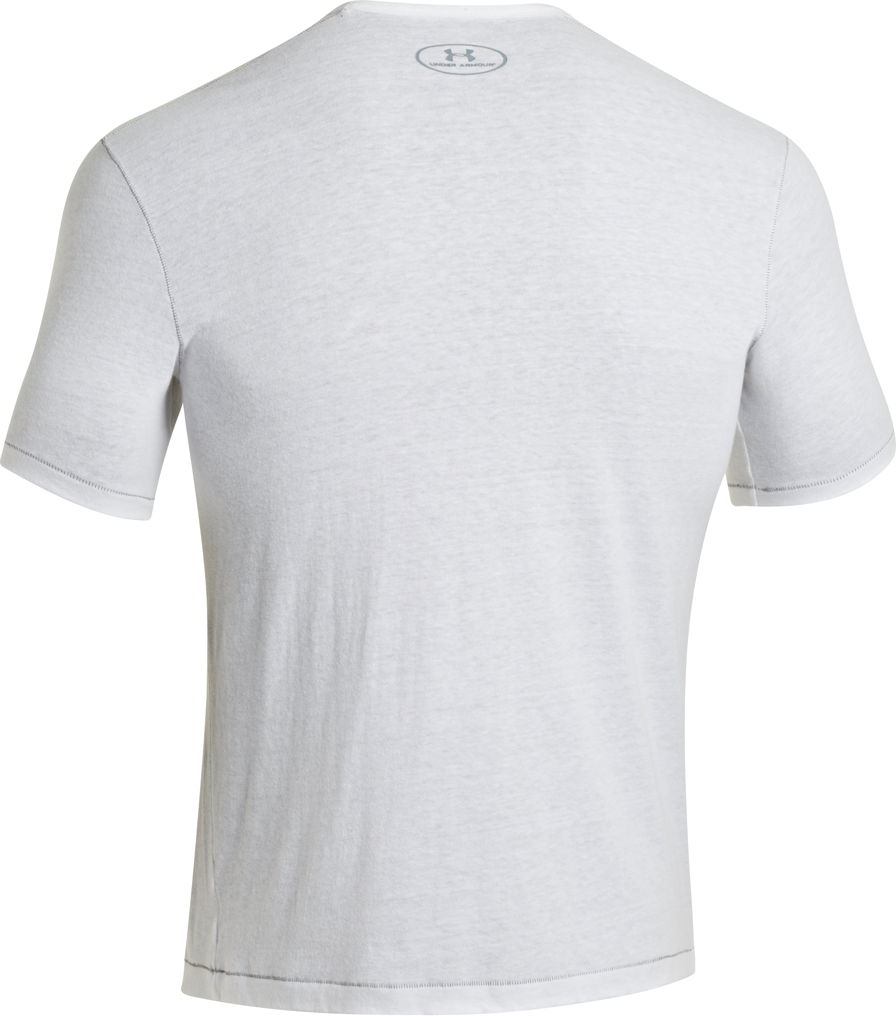 Men's Charged Cotton® Tri-Blend T-Shirt, White