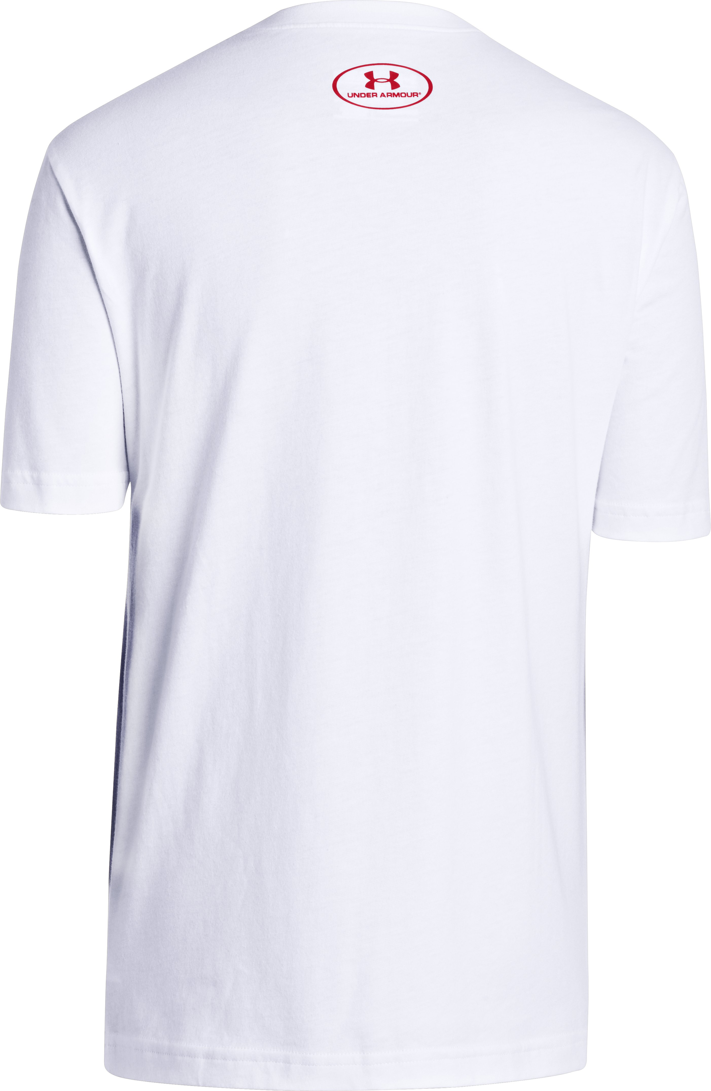 Boys' PTH® T-Shirt, White, undefined