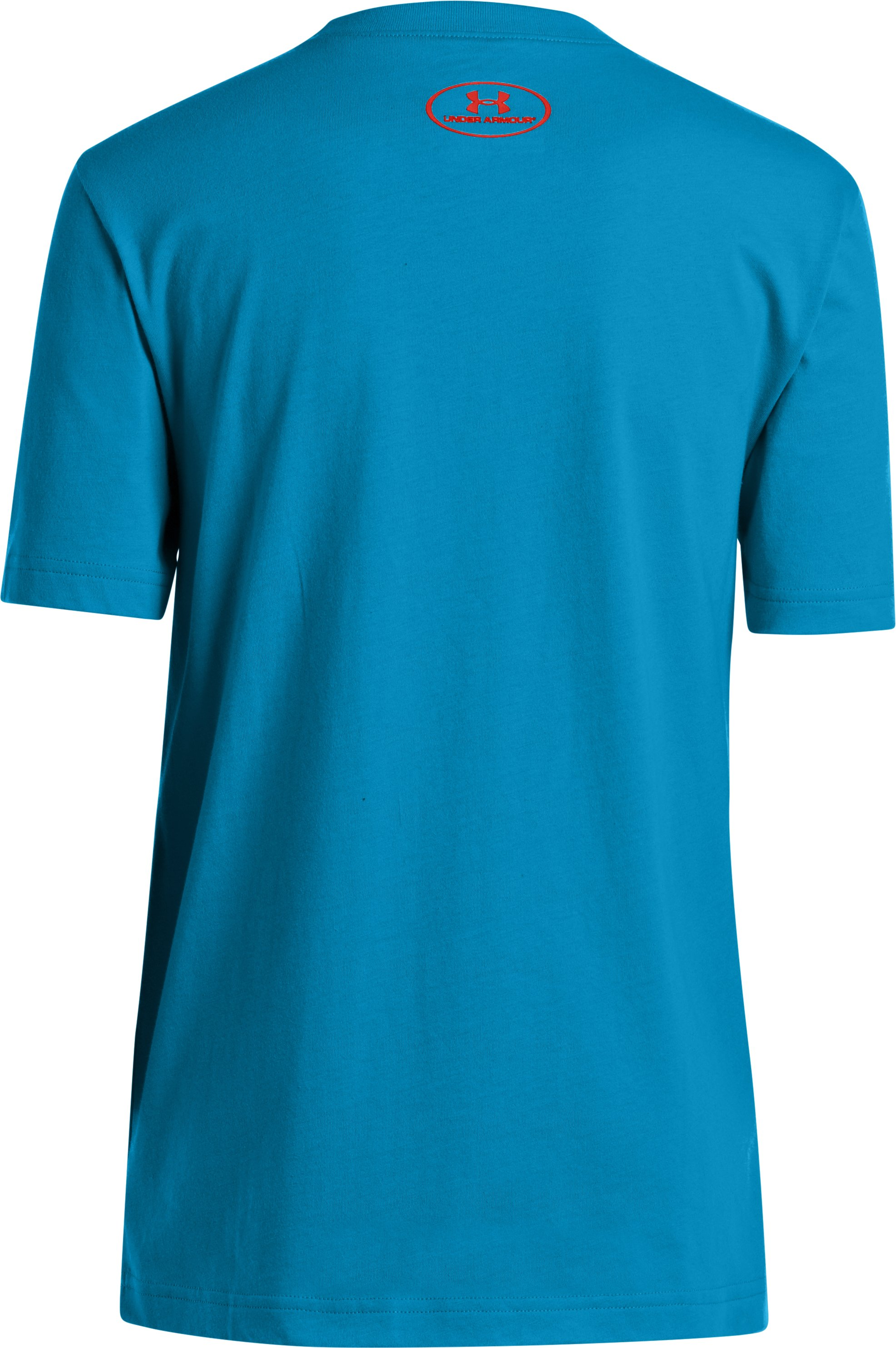 Boys' UA All Sports T-Shirt, PIRATE BLUE