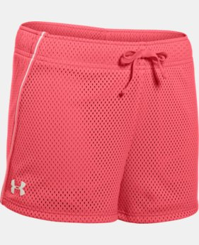 Girls' UA Front Runner Shorts  1 Color $14.99