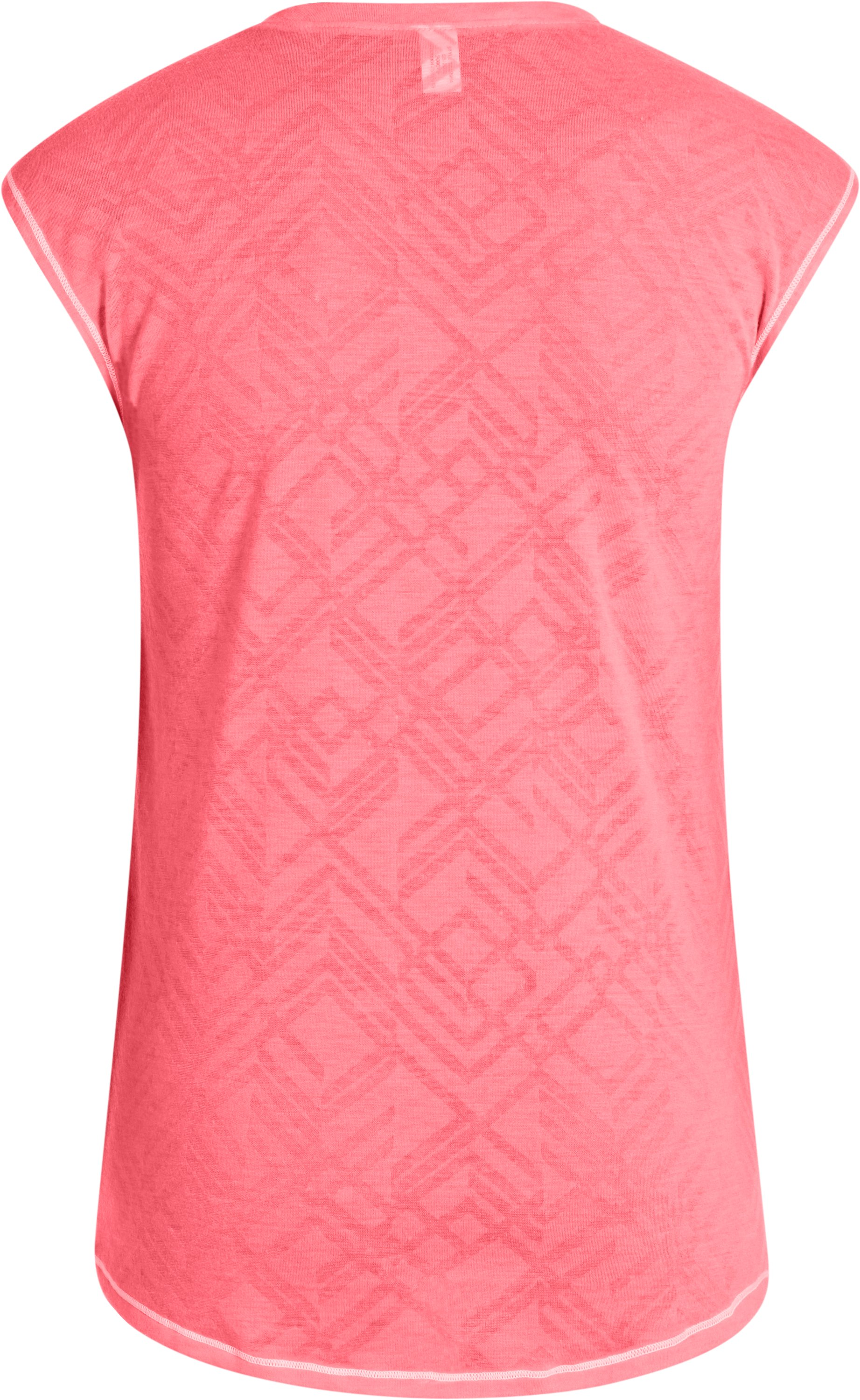 Girls' UA Studio Sleeveless Tank, BRILLIANCE