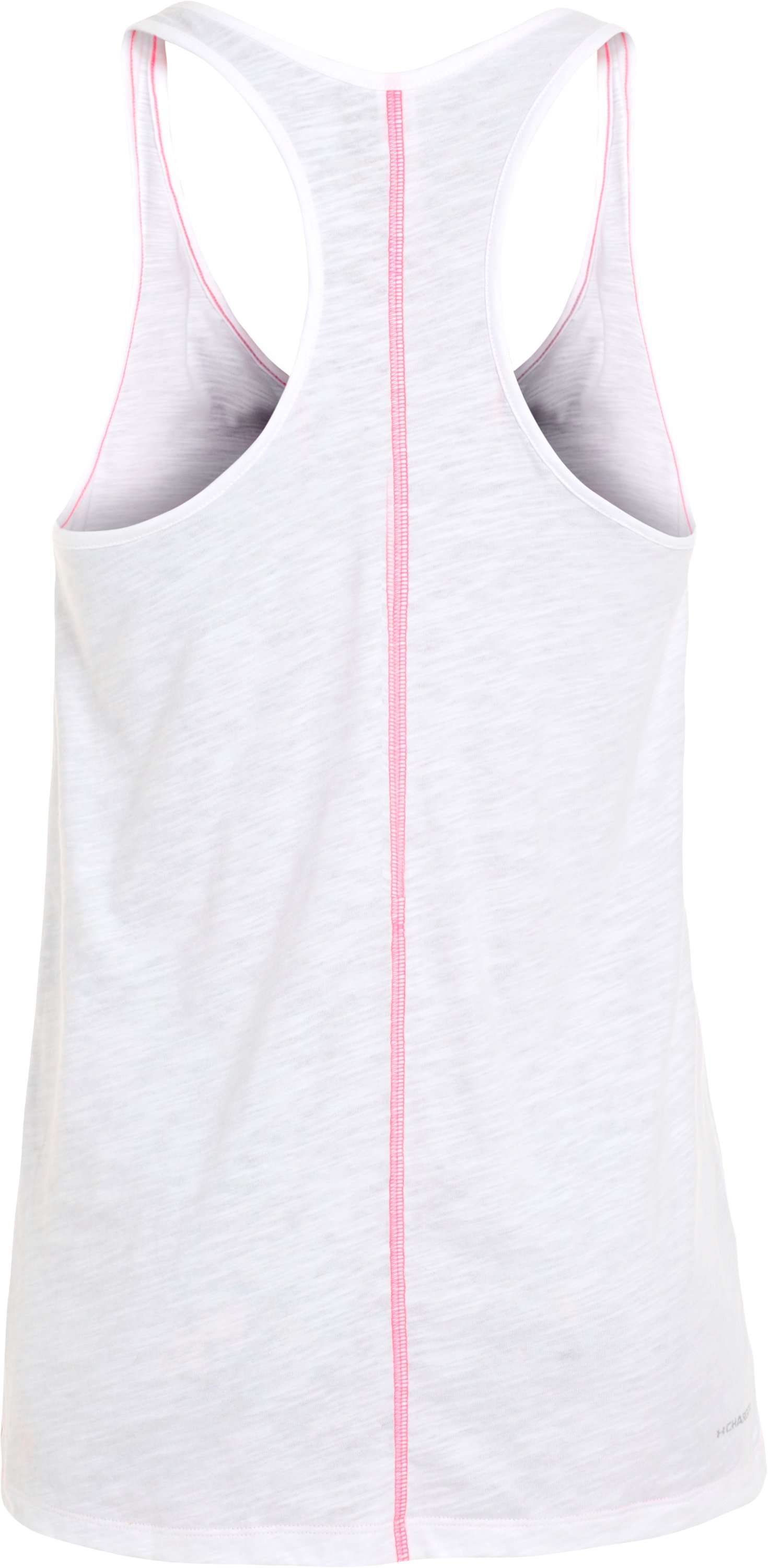 Women's UA Power In Pink® Go Fight Cure Tank, White