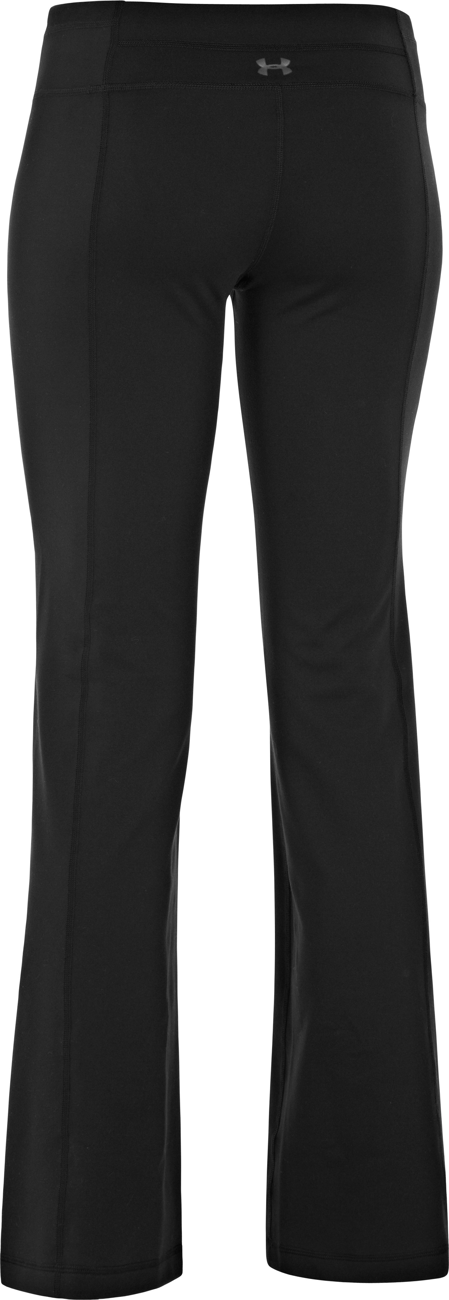 "Women's UA StudioLux® 31.5"" Pant - Short, Black"
