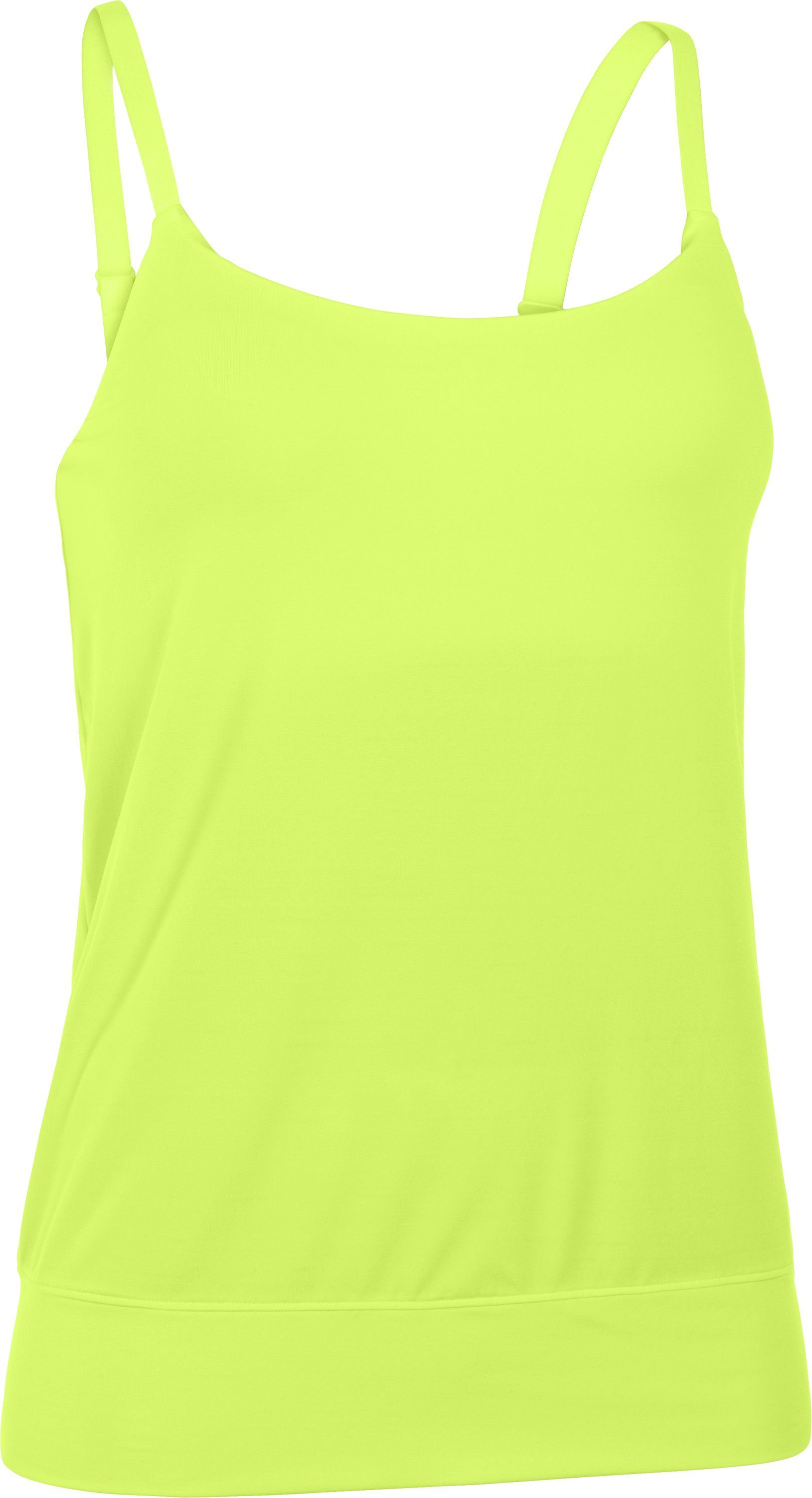 Women's UA Essential Banded Tank, X-Ray