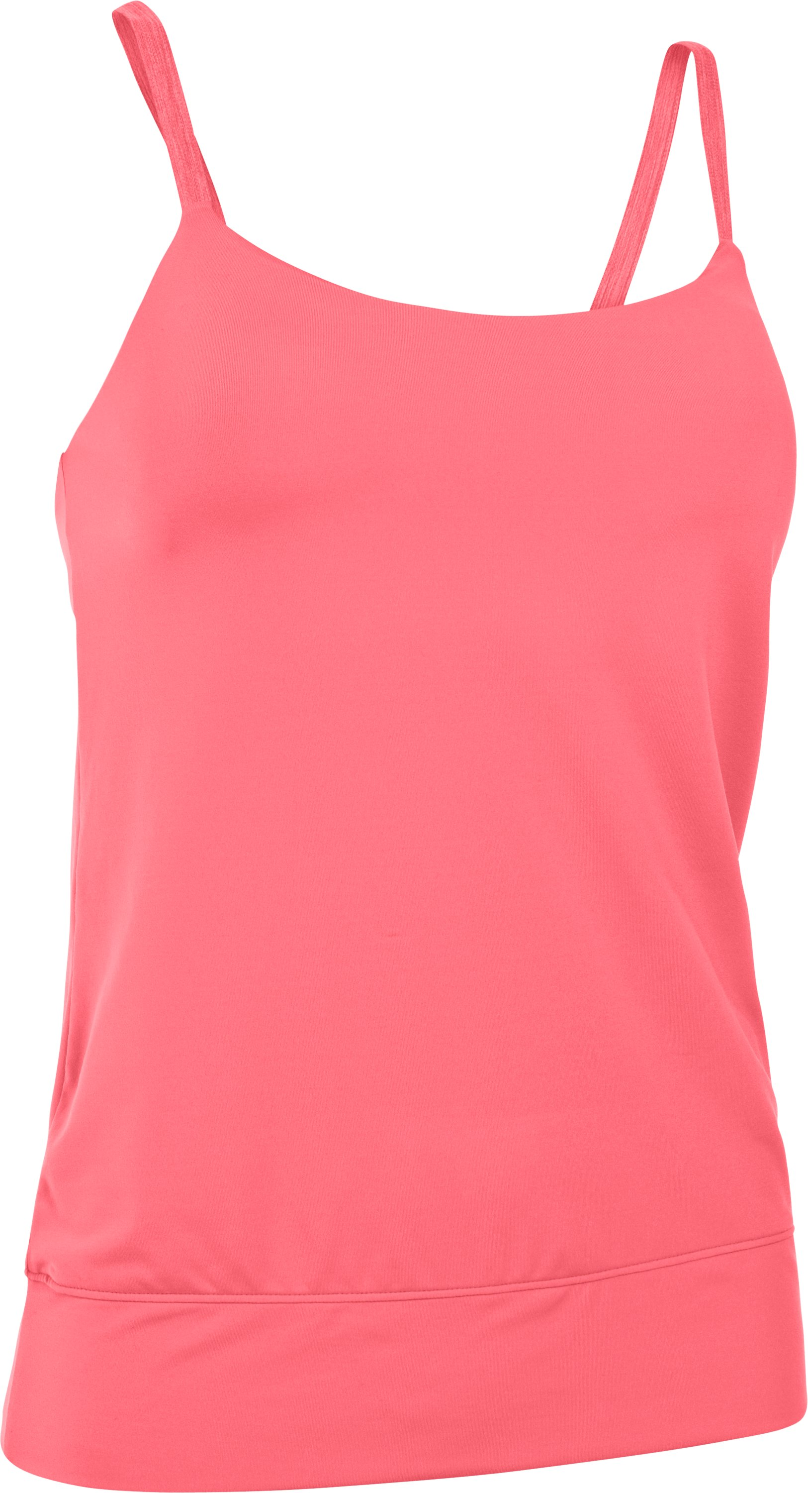 Women's UA Essential Banded Tank, BRILLIANCE
