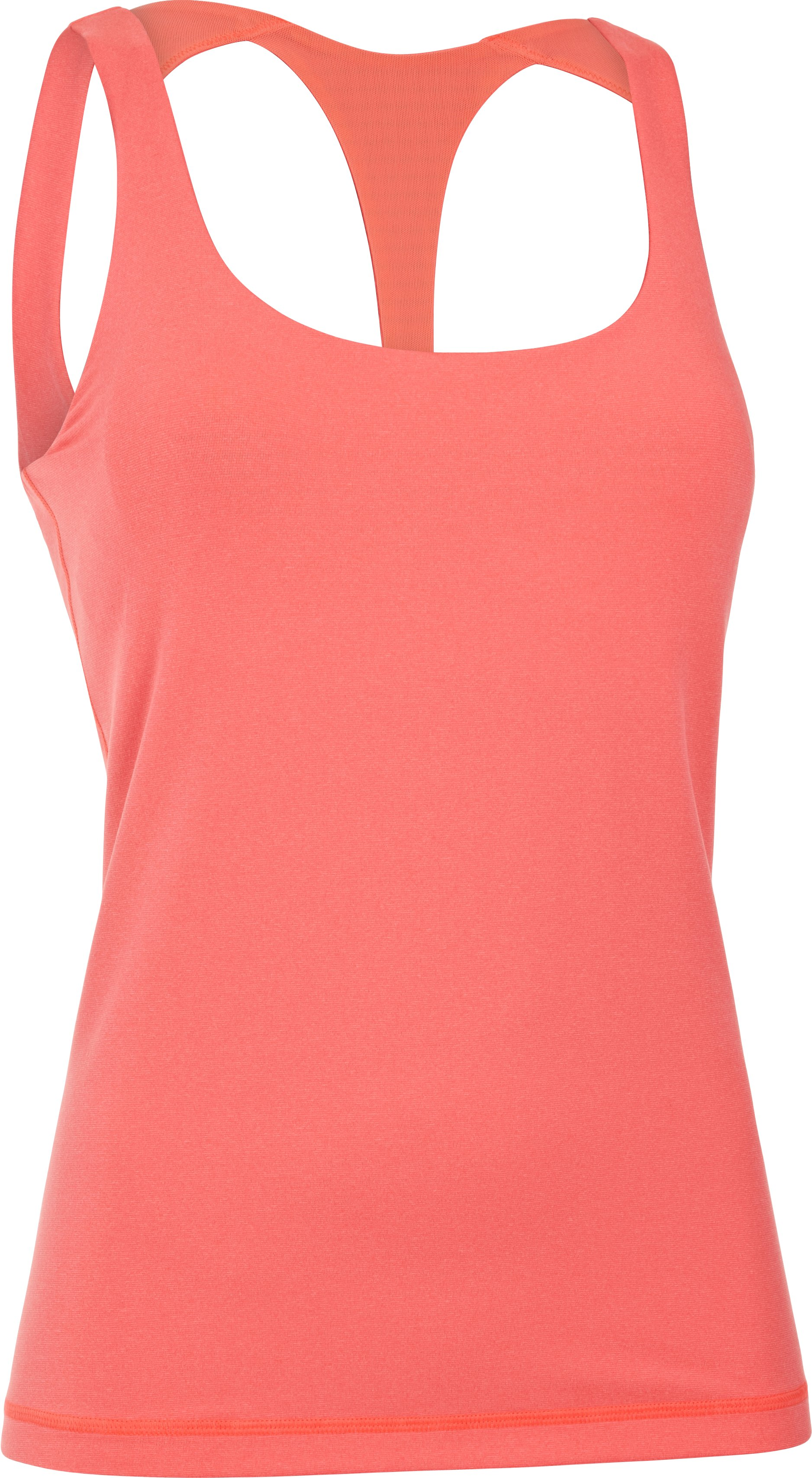 Women's UA Back In Action Tank, BRILLIANCE, undefined
