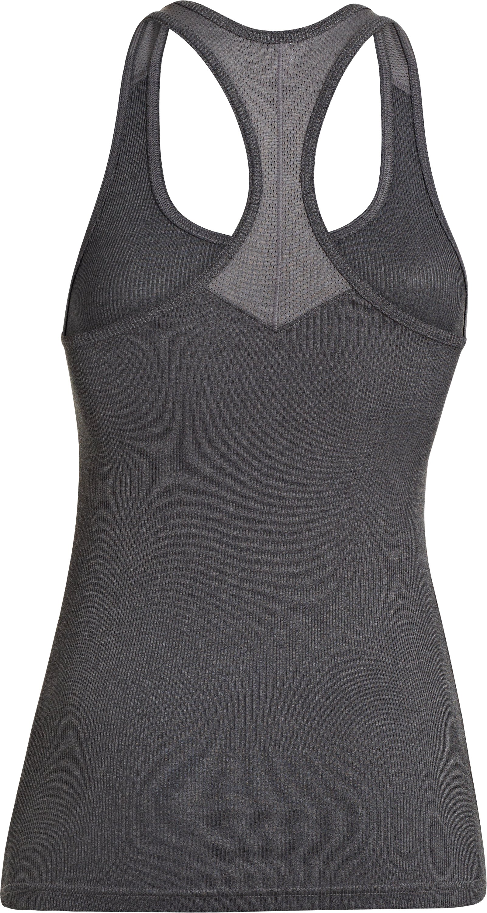 Women's UA Victory Tank, Carbon Heather,
