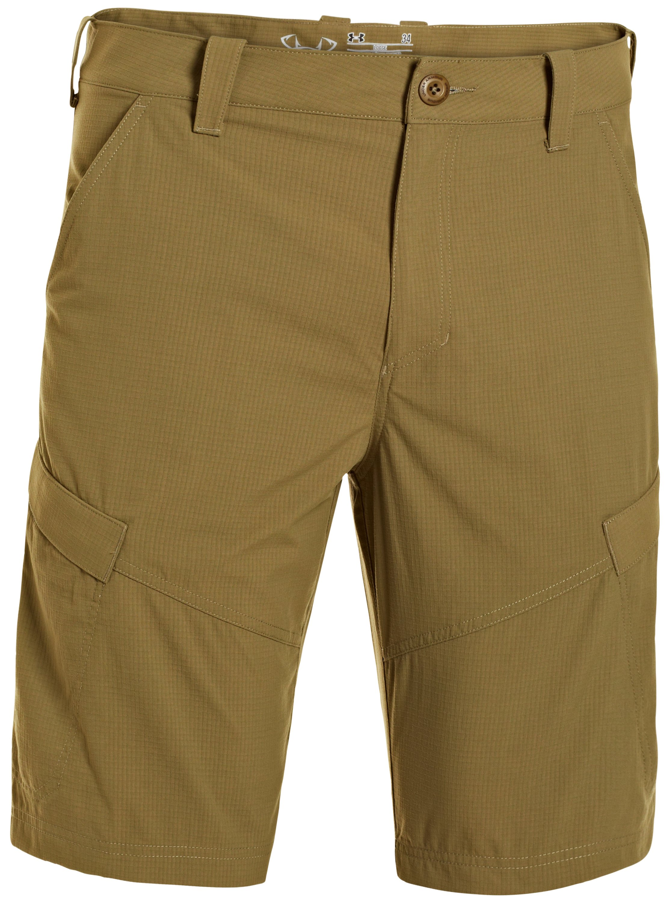 Men's UA Guide Shorts, Drab, undefined