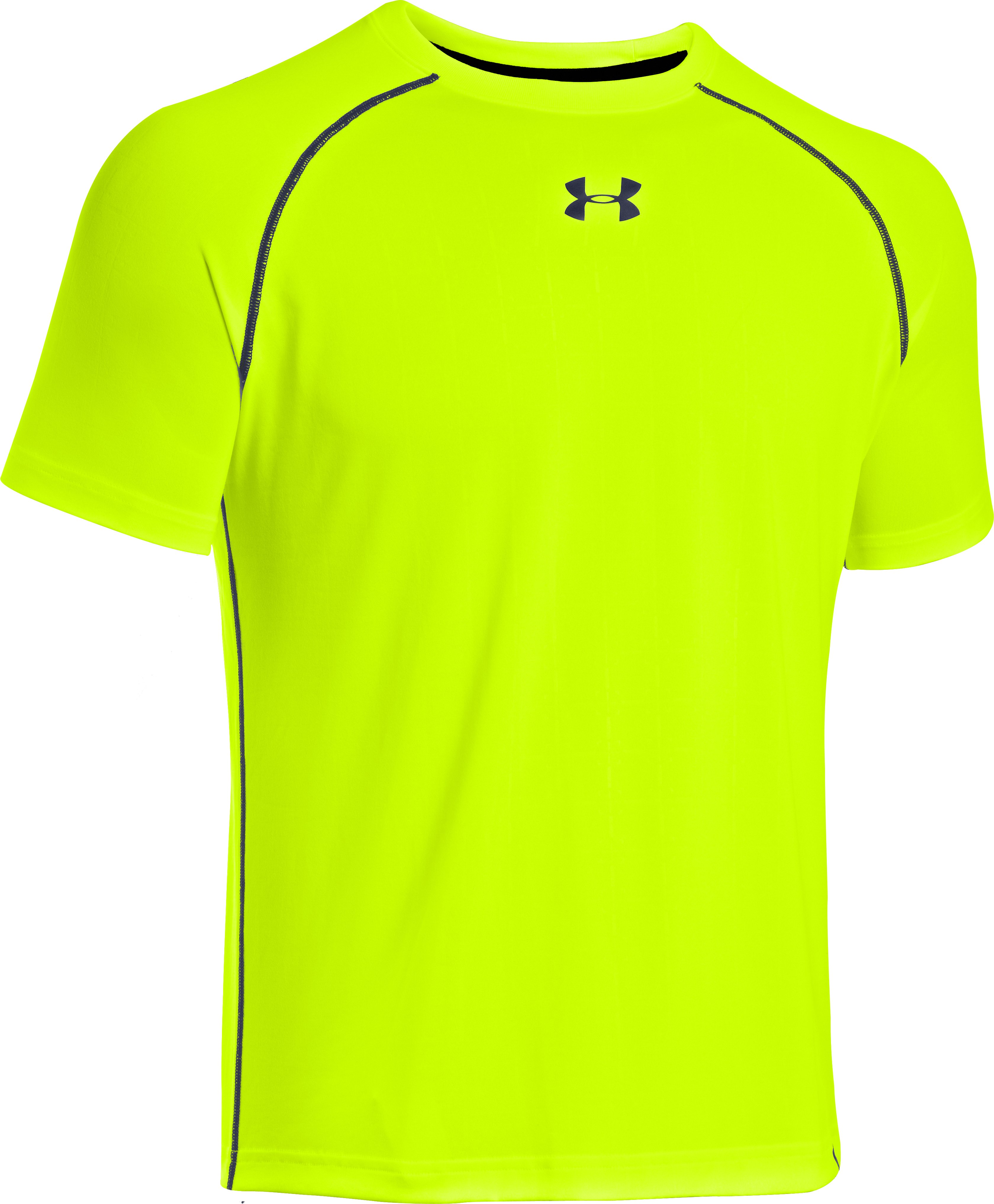 Men's NFL Combine Authentic Training T-Shirt, High-Vis Yellow