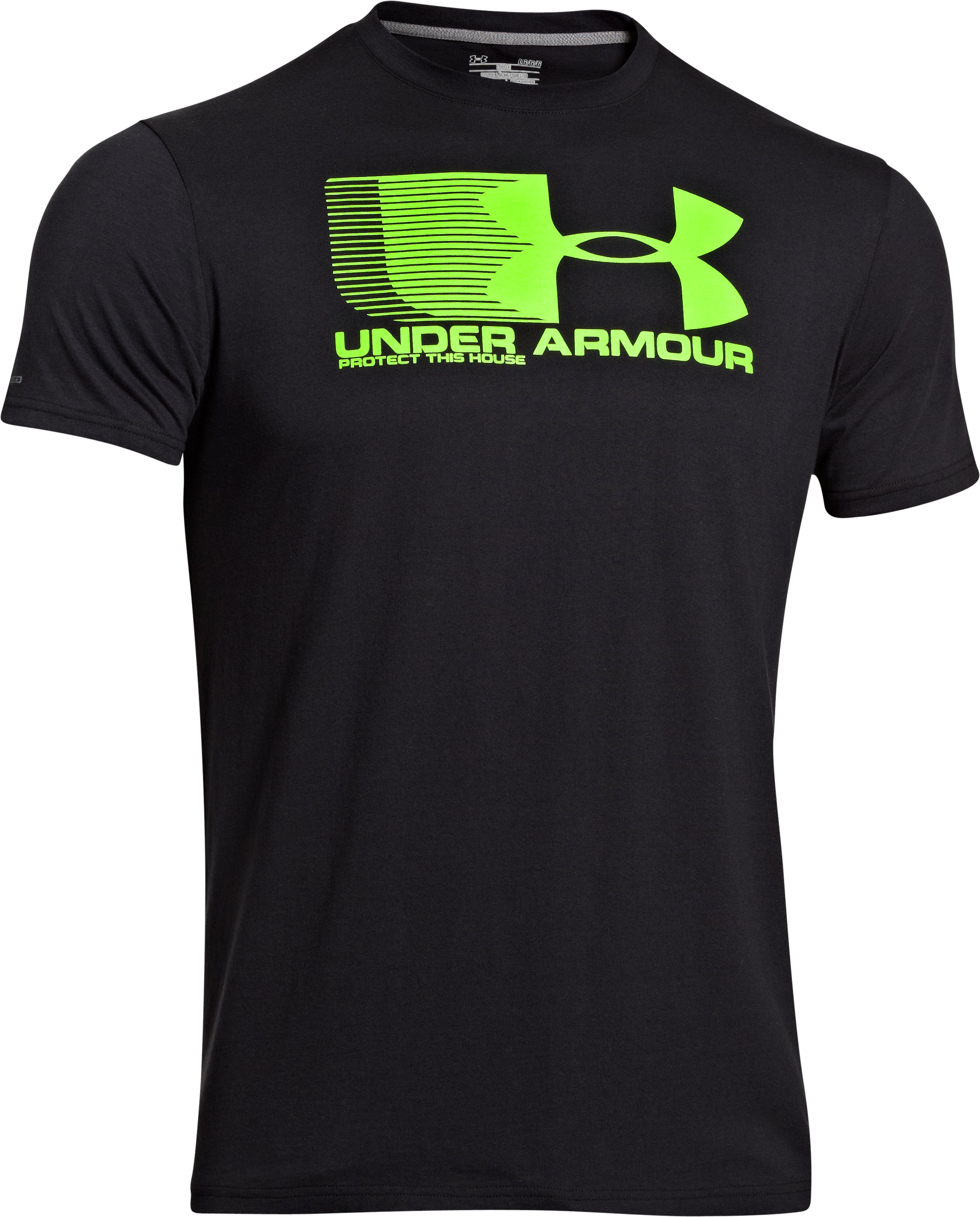 Men's UA No Speed Limit T-Shirt, Black