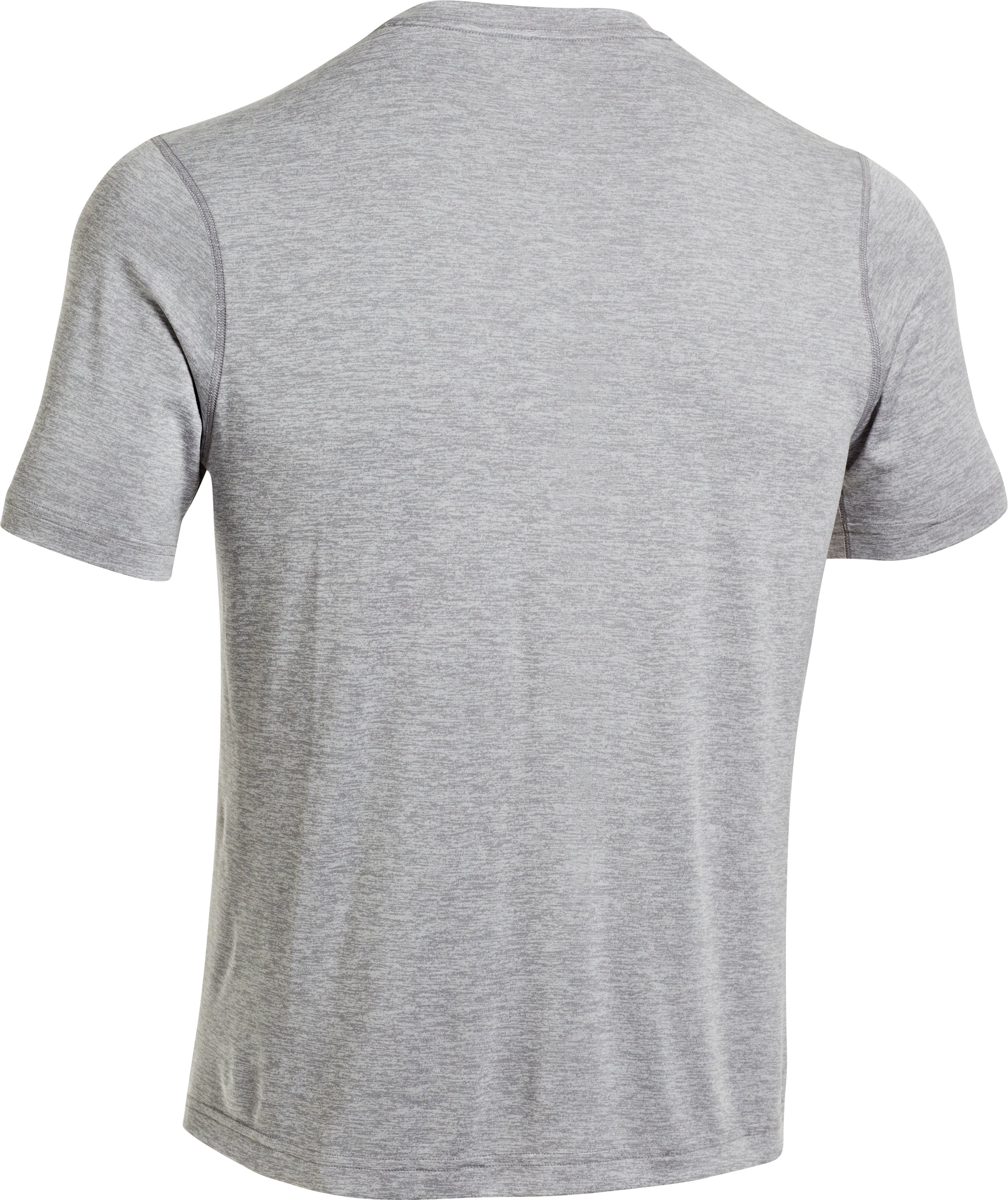 Men's UA Illegal Turn T-Shirt, Steel, undefined