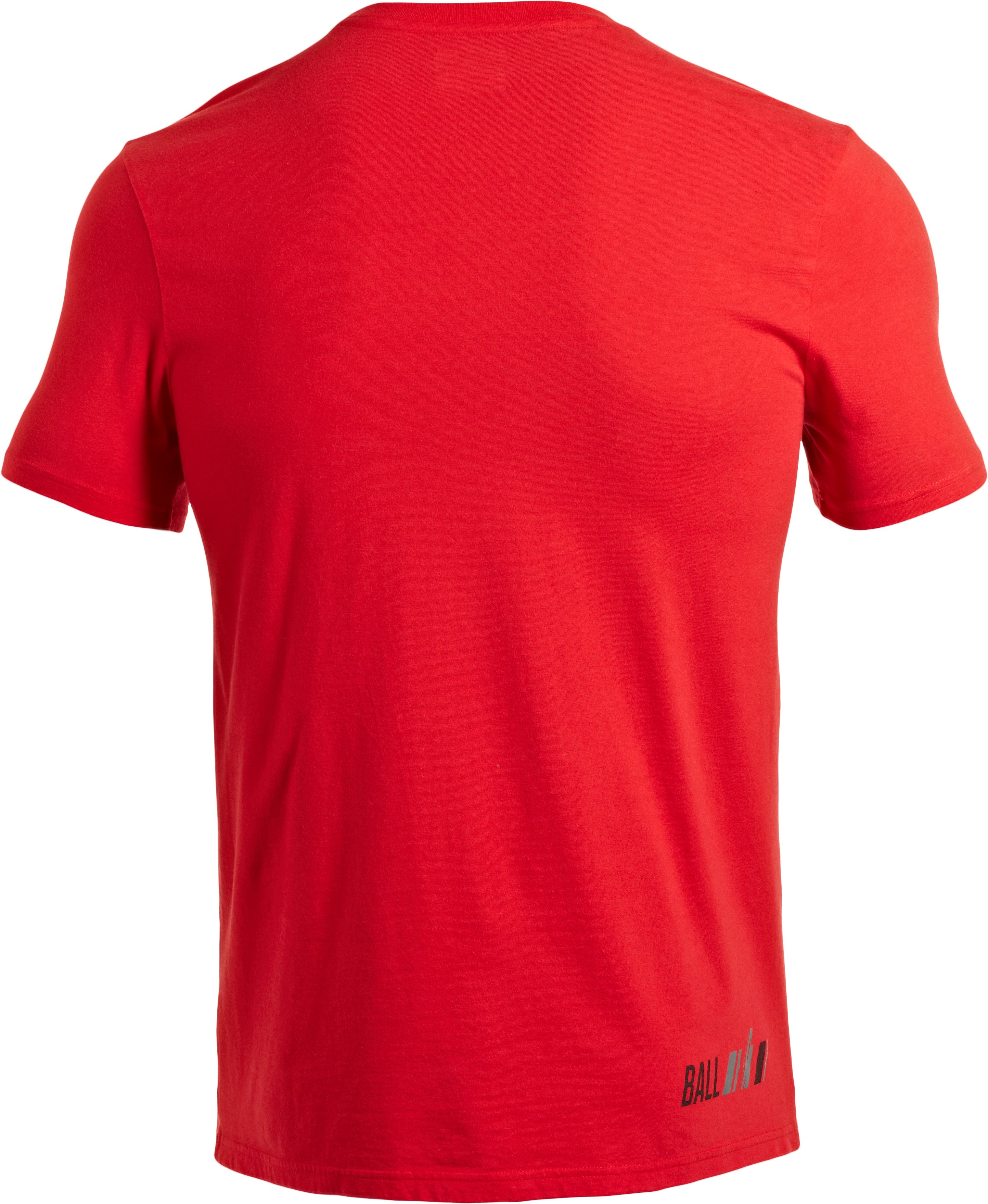 Men's UA Exodus Icon T-Shirt, Red, undefined